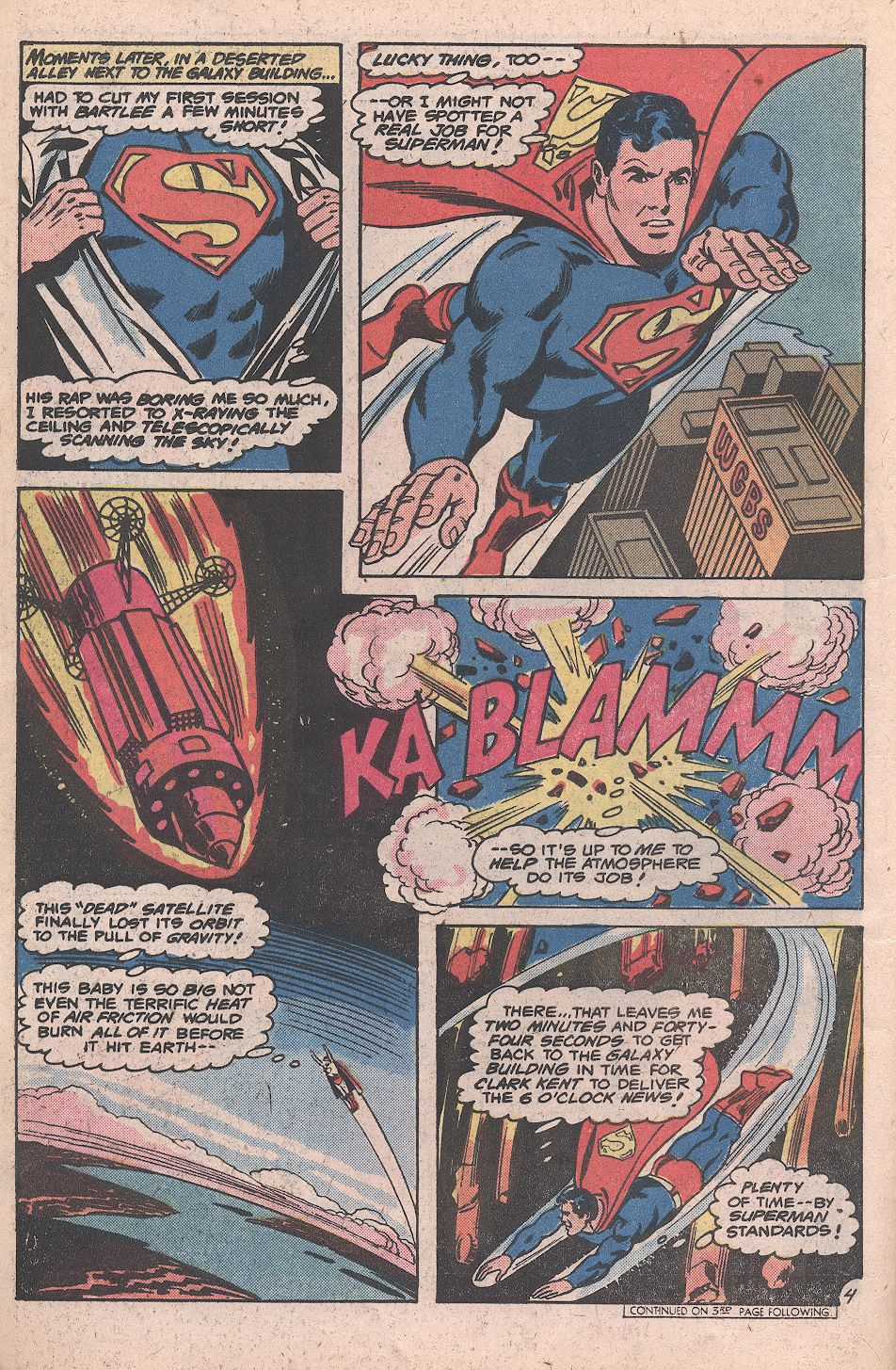 Read online Action Comics (1938) comic -  Issue #501 - 6