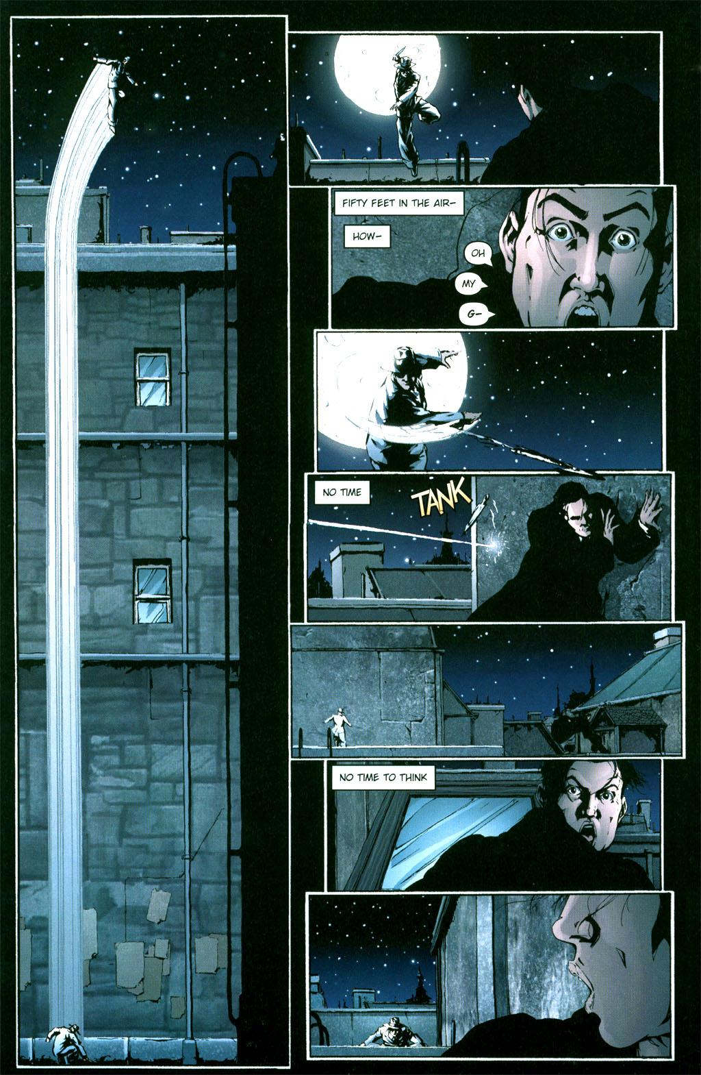 Read online Rex Mundi comic -  Issue #5 - 18