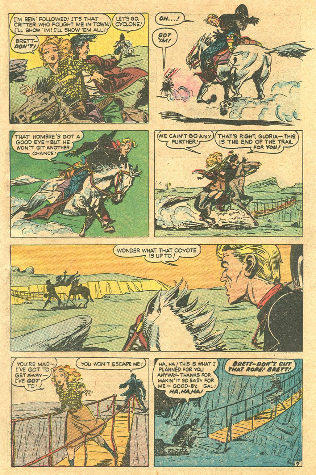 Read online Two-Gun Kid comic -  Issue #1 - 11