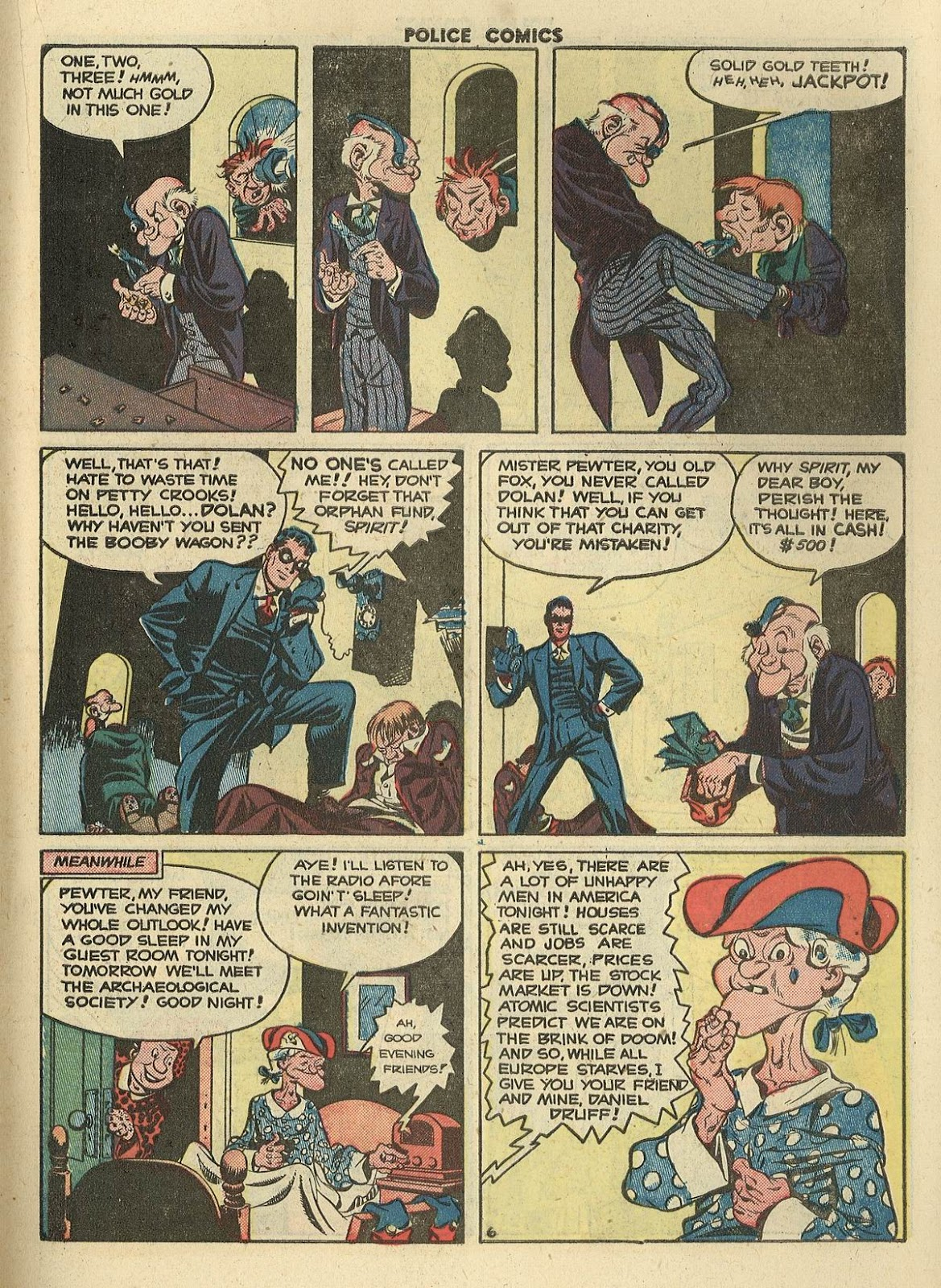 Police Comics issue 100 - Page 19