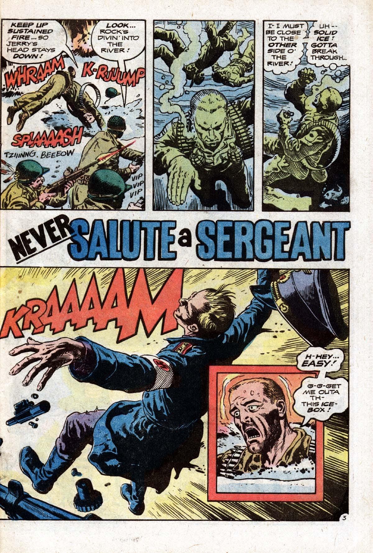 Read online Sgt. Rock comic -  Issue #320 - 6