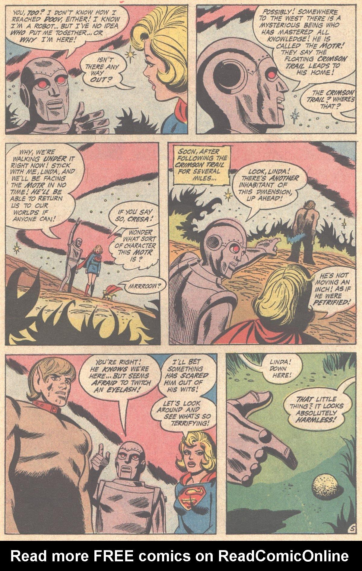 Read online Adventure Comics (1938) comic -  Issue #394 - 7