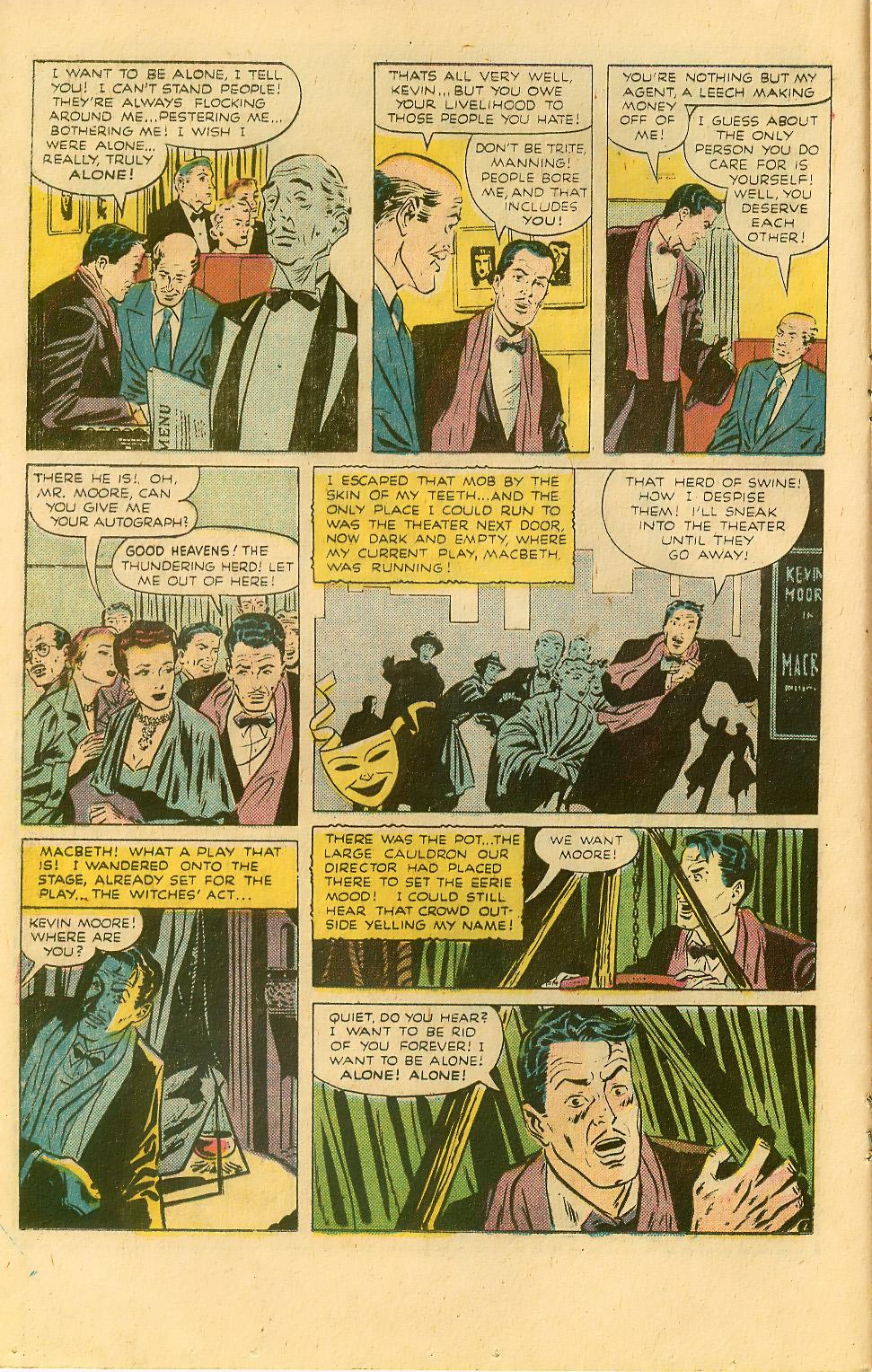 Read online Adventures into Weird Worlds comic -  Issue #9 - 14