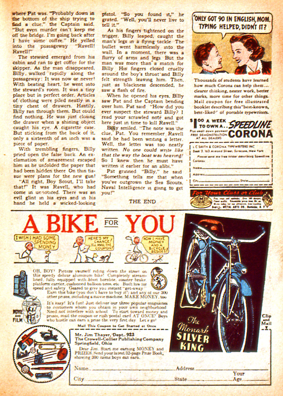 Read online Detective Comics (1937) comic -  Issue #37 - 36