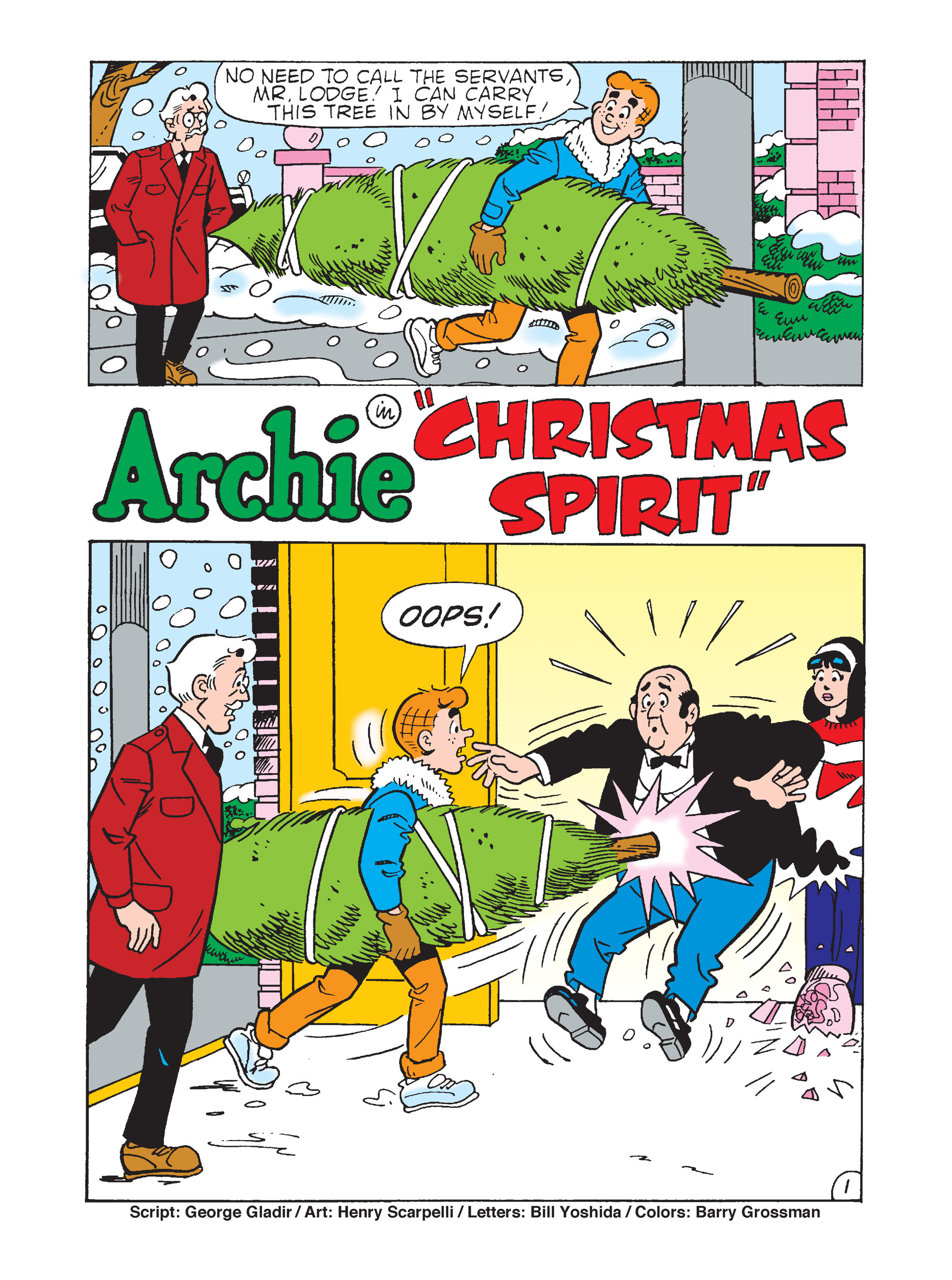 Read online Archie Comics Super Special comic -  Issue #7 - 9