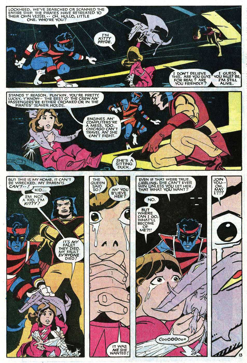 Read online Uncanny X-Men (1963) comic -  Issue # _Annual 8 - 16
