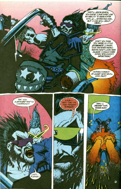 Read online Lobo (1990) comic -  Issue #2 - 23
