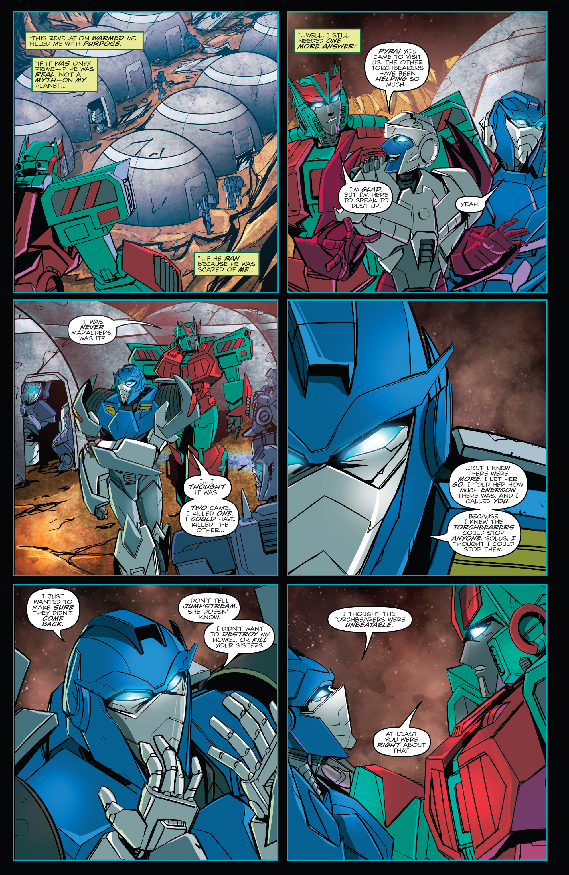 Read online Transformers Annual comic -  Issue # Full - 36