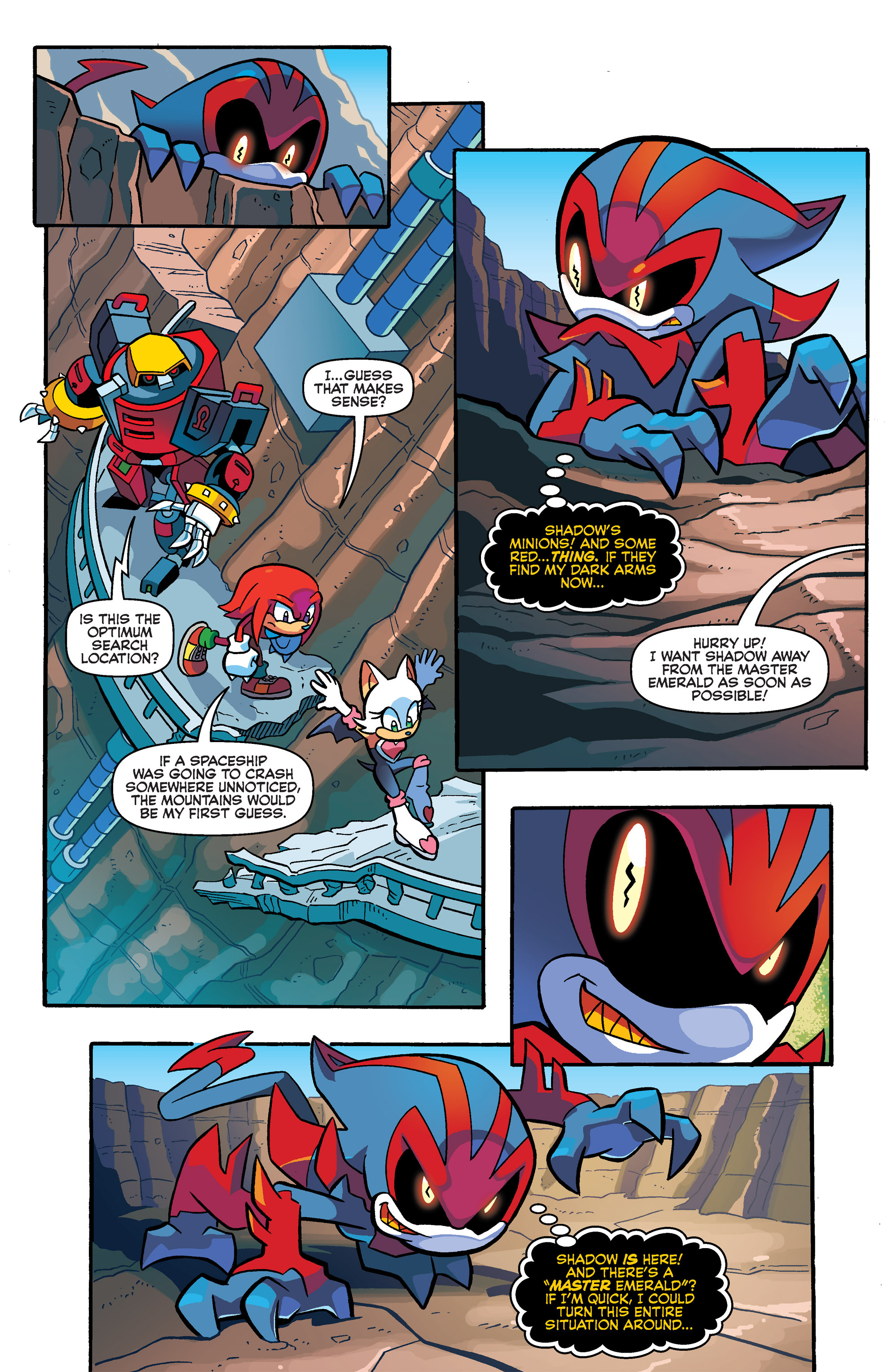 Read online Sonic Universe comic -  Issue #67 - 18