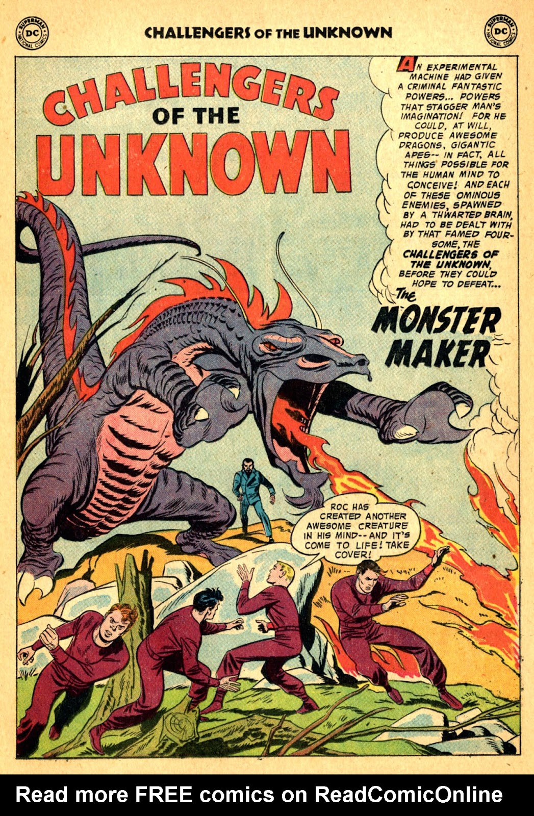 Challengers of the Unknown (1958) issue 2 - Page 17