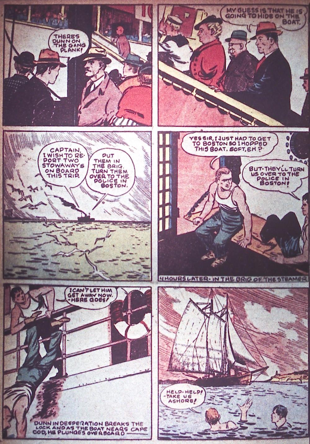 Detective Comics (1937) 8 Page 3