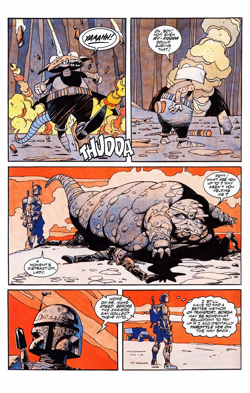 Read online Star Wars Omnibus comic -  Issue # Vol. 12 - 420