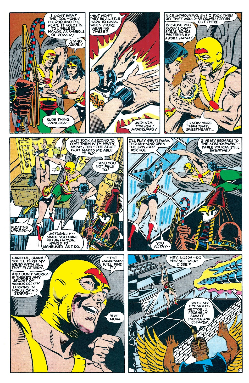 Infinity Inc. (1984) issue 7 - Page 17