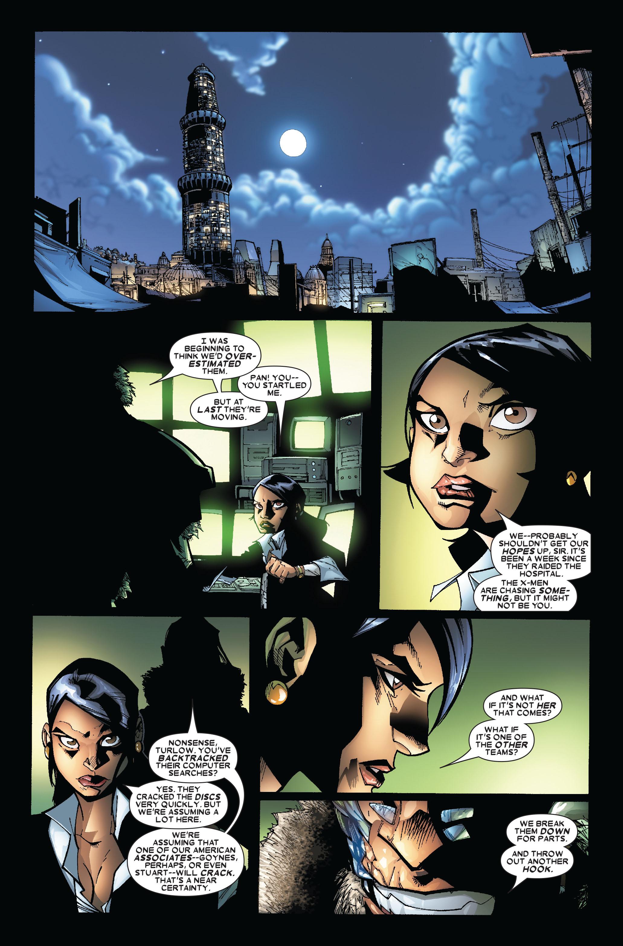 X-Men (1991) 194 Page 1