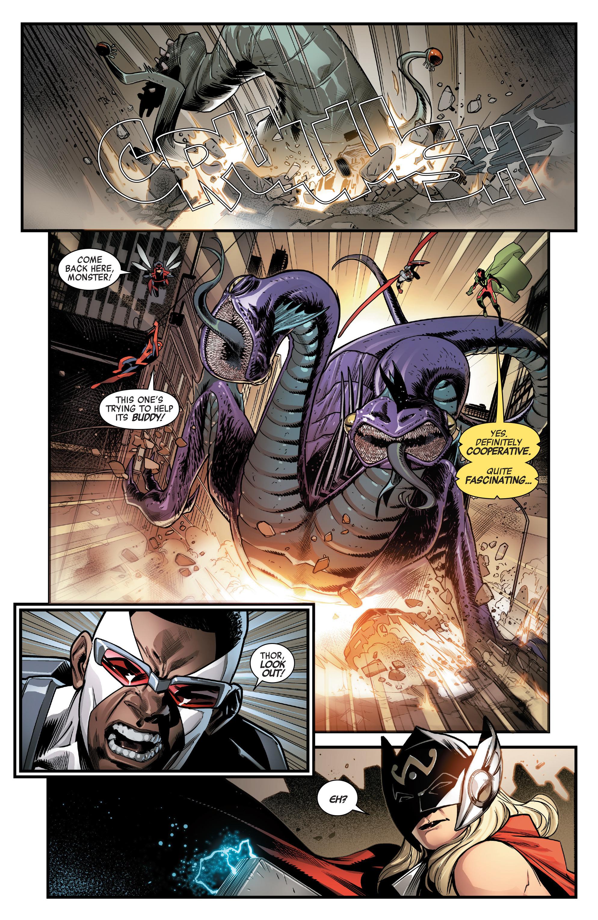 Read online Avengers (2016) comic -  Issue #1.MU - 26