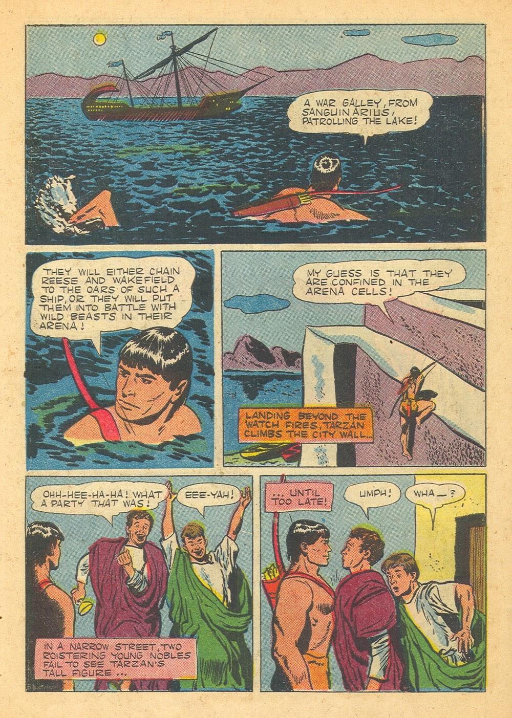 Tarzan (1948) issue 57 - Page 38