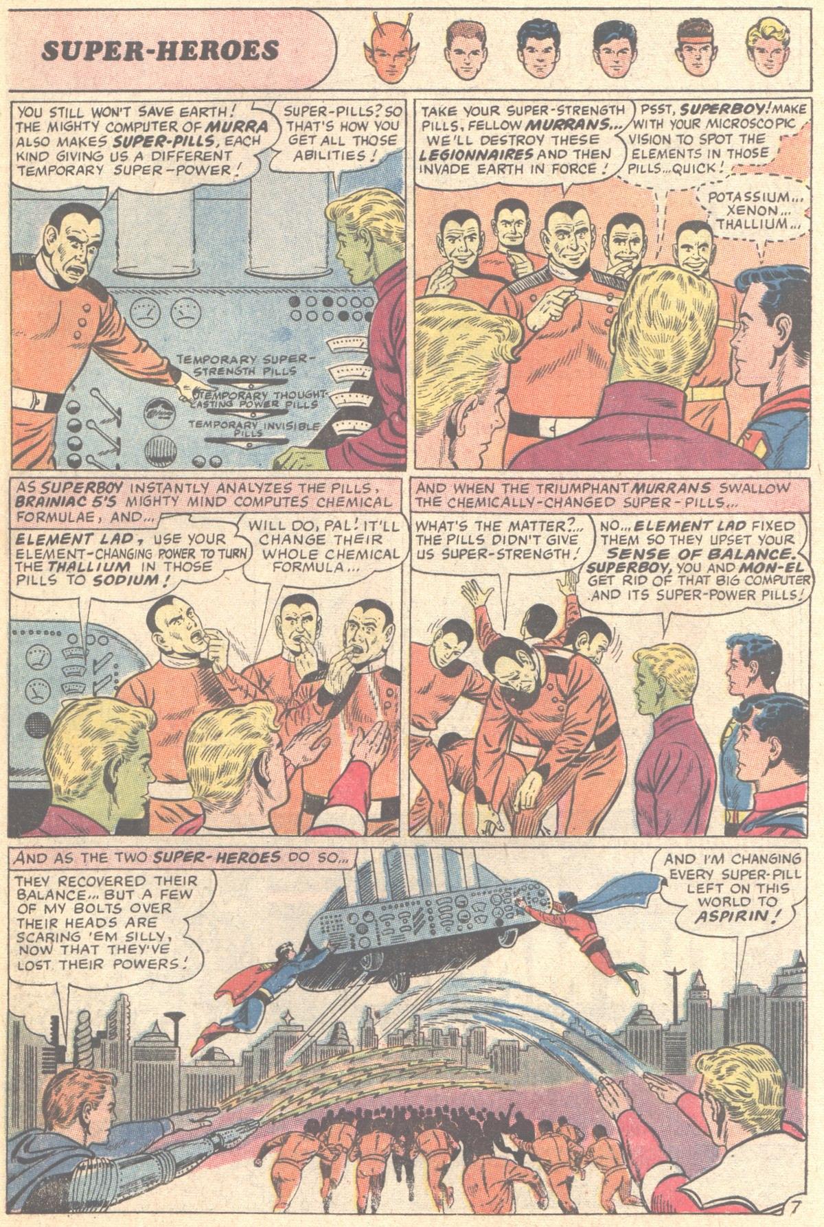 Read online Adventure Comics (1938) comic -  Issue #411 - 39