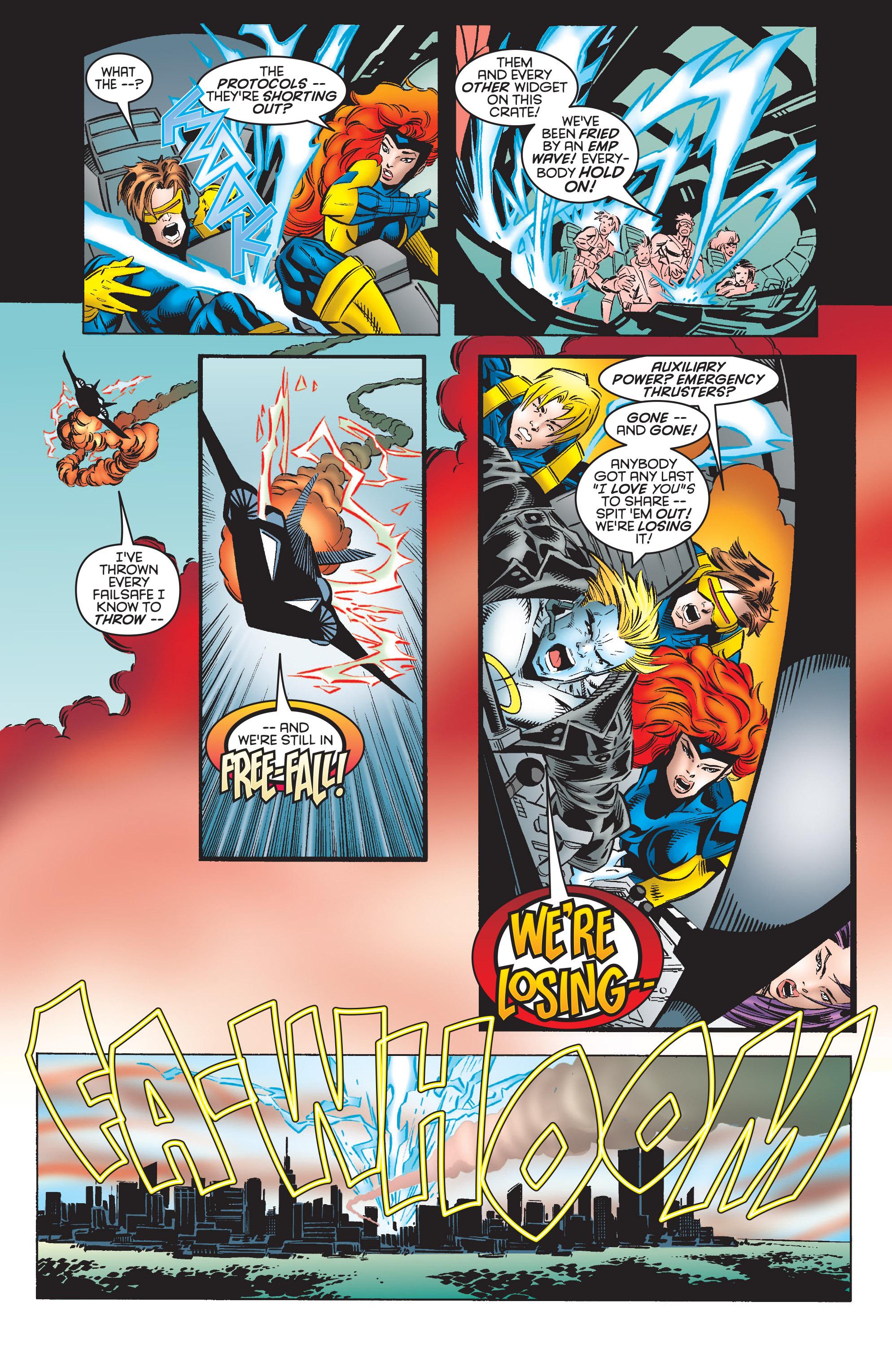 X-Men (1991) 55 Page 18