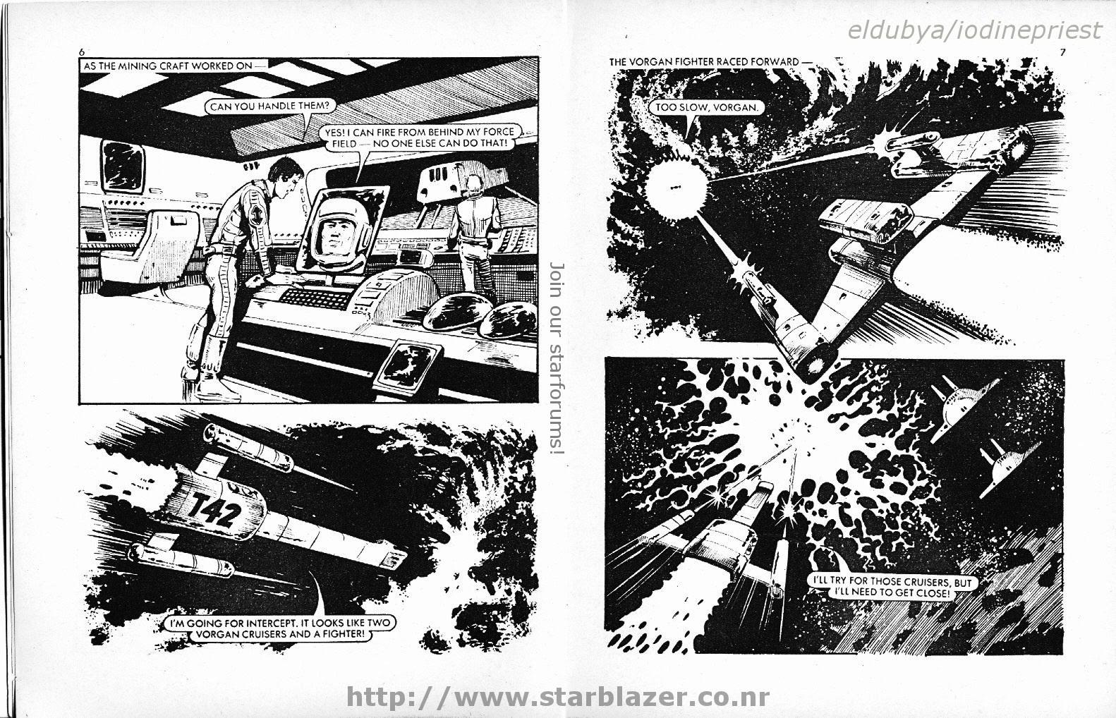 Starblazer issue 98 - Page 5