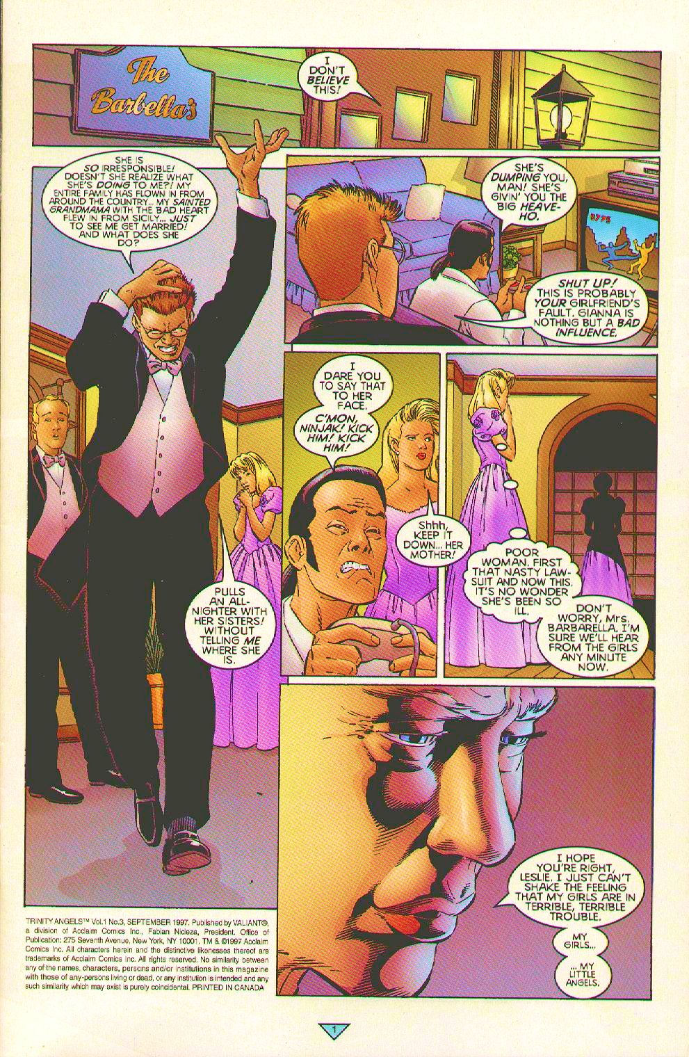 Read online Trinity Angels comic -  Issue #3 - 2
