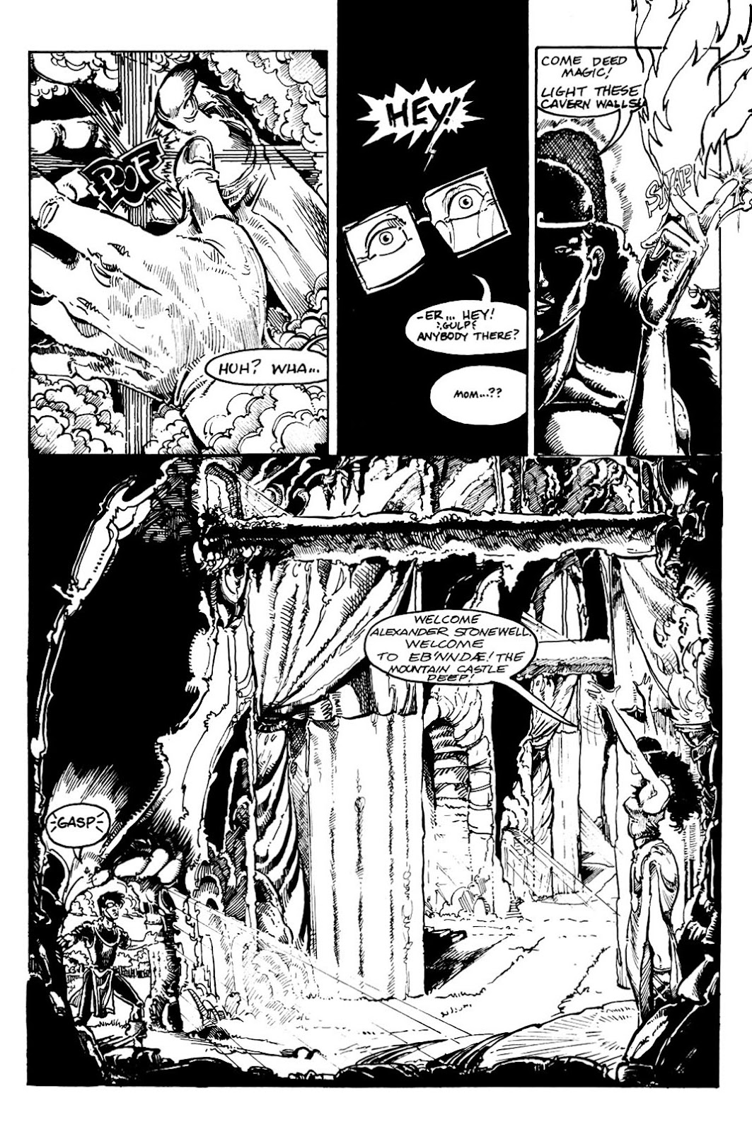 The Realm (1986) issue 17 - Page 7