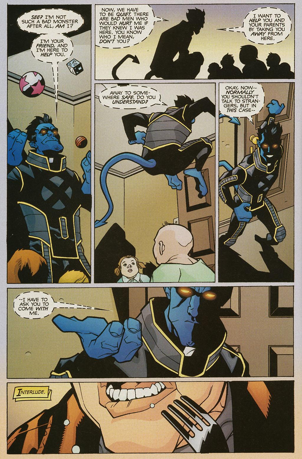 Read online Nightcrawler (2002) comic -  Issue #2 - 9