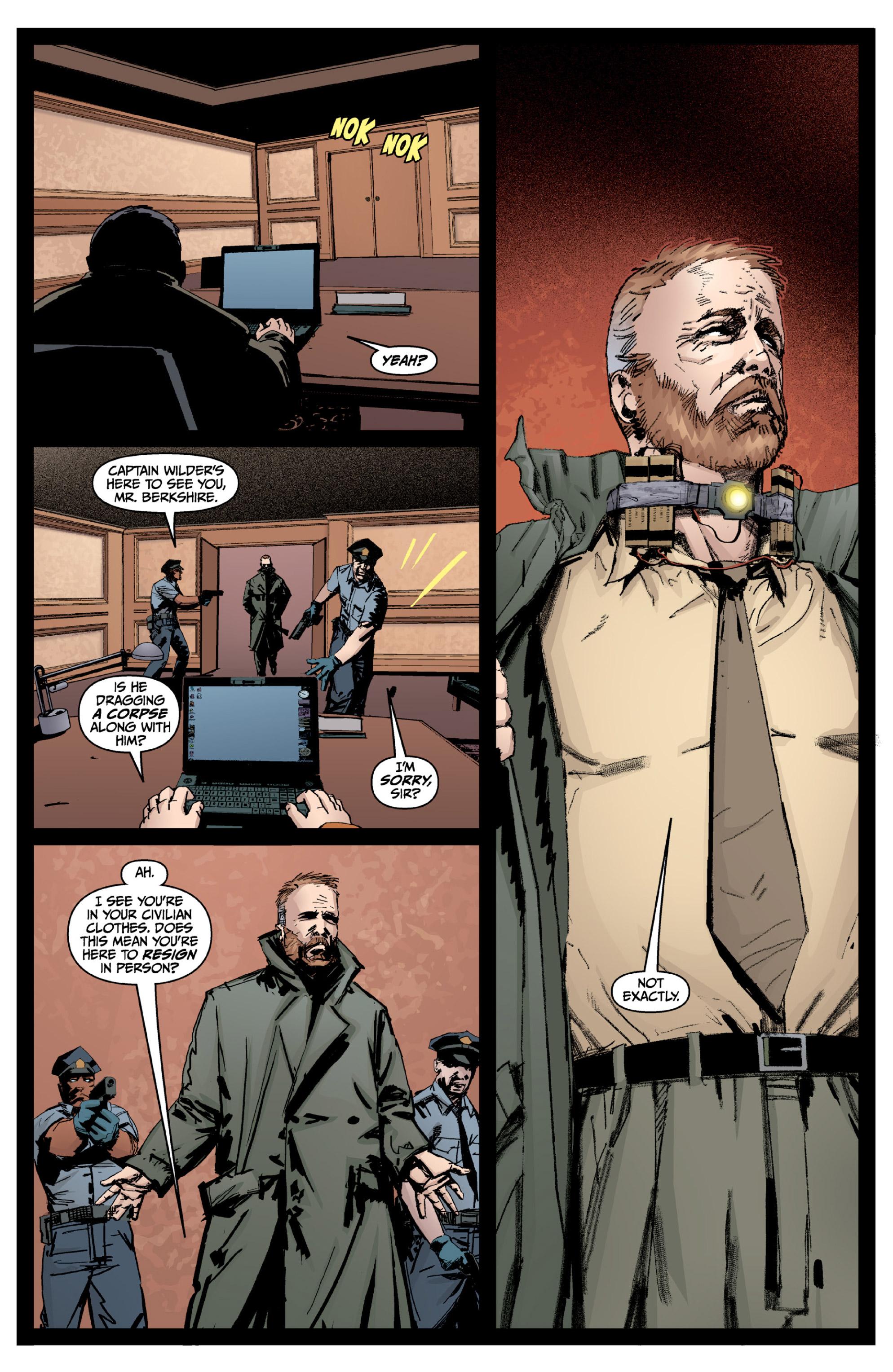 Read online X: Big Bad comic -  Issue # Full - 65