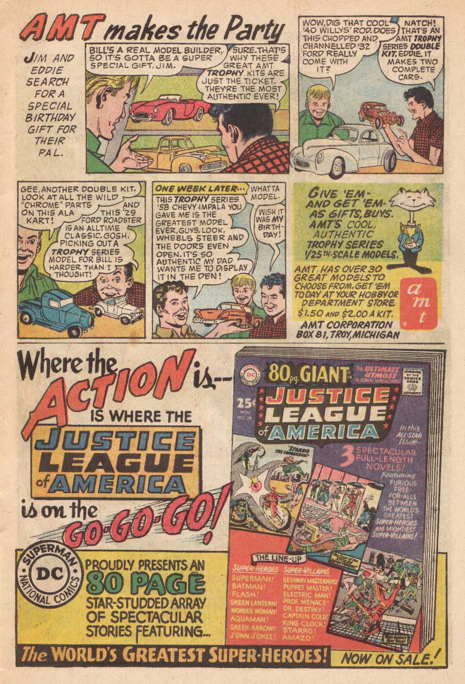 Read online Adventure Comics (1938) comic -  Issue #338 - 7