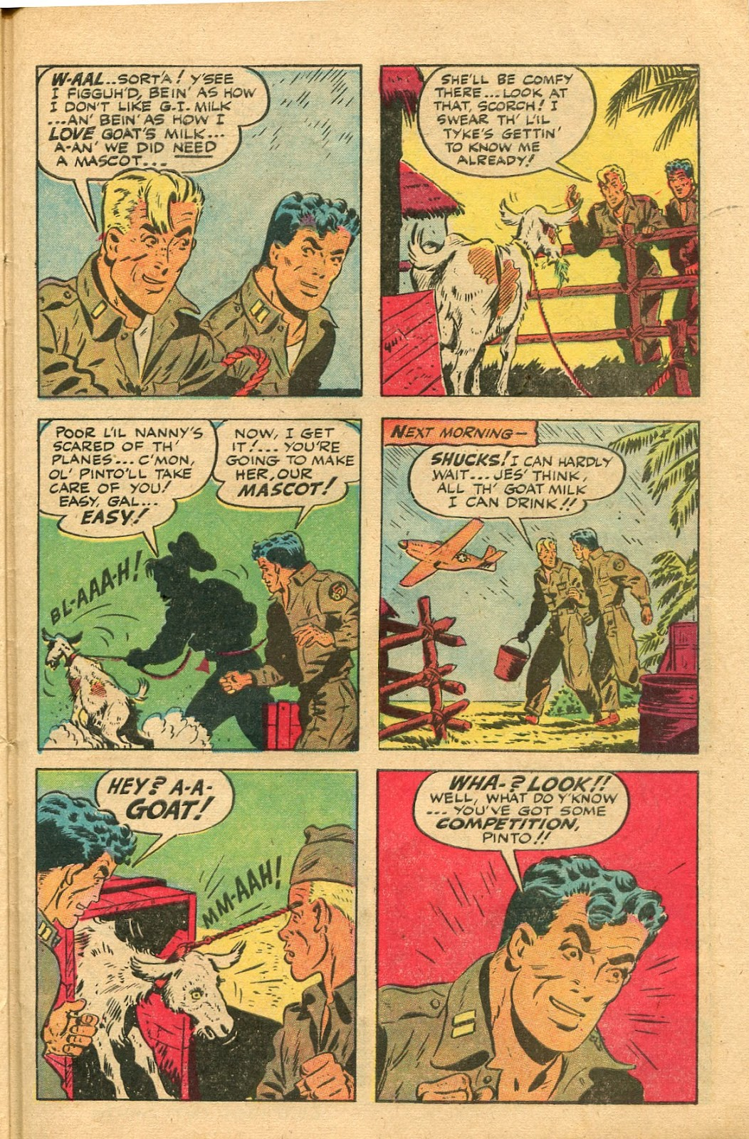 Read online Famous Funnies comic -  Issue #147 - 39