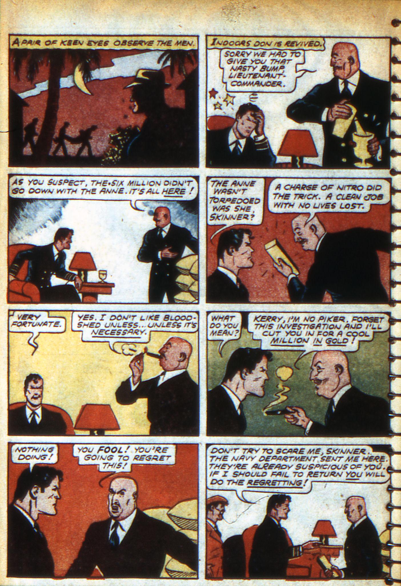 Read online Adventure Comics (1938) comic -  Issue #47 - 57