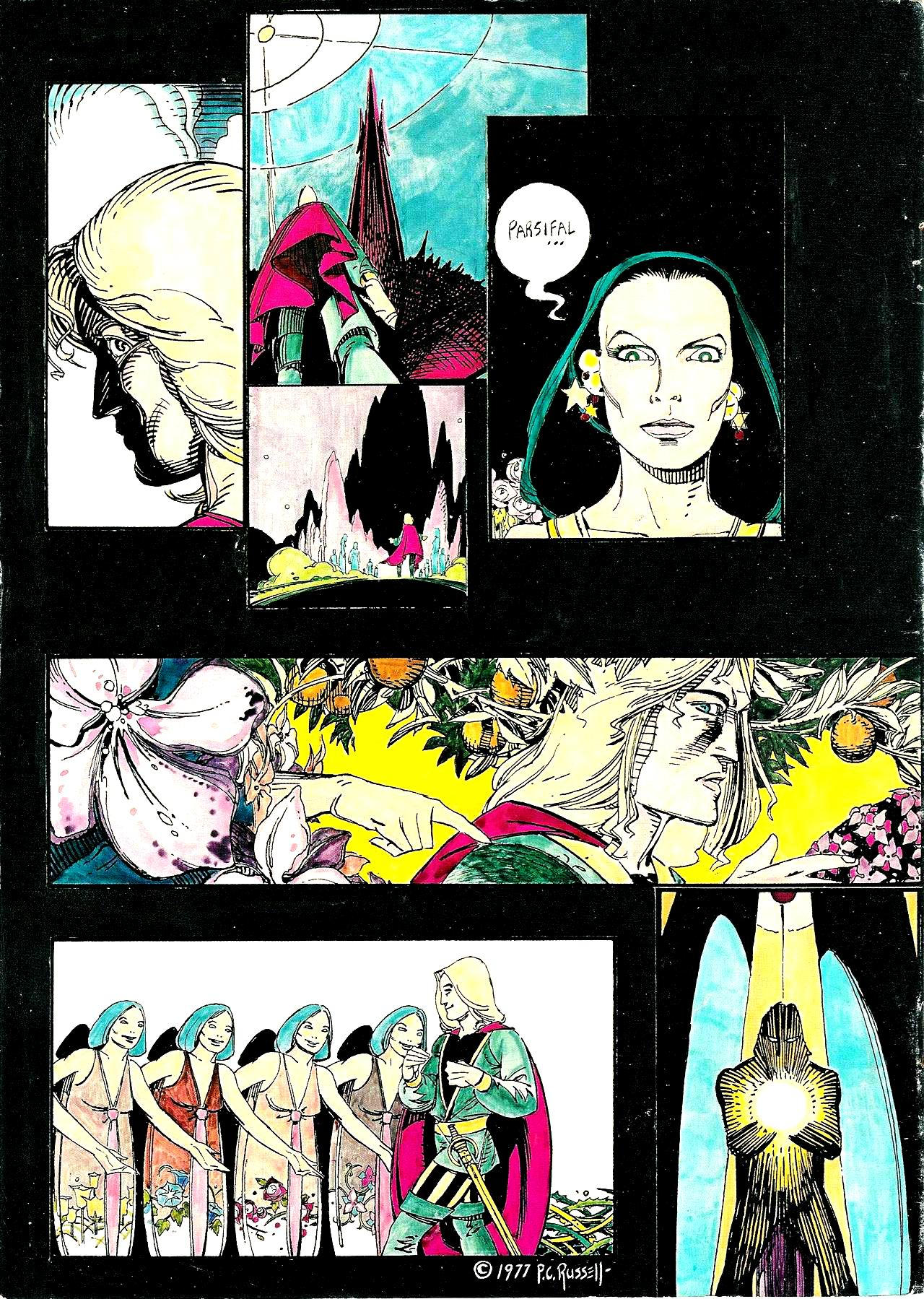 Read online Star*Reach comic -  Issue #8 - 52