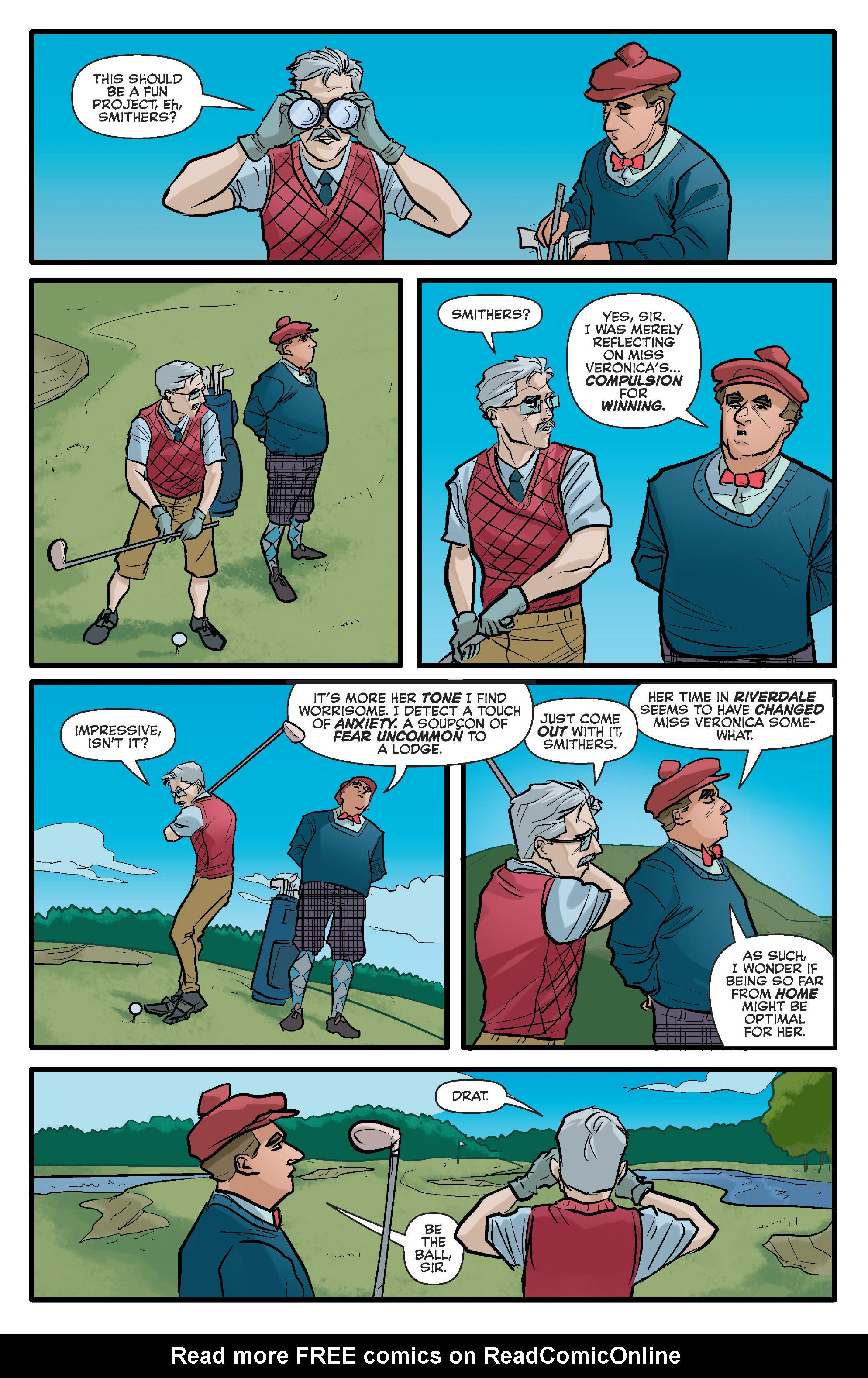 Read online Archie (2015) comic -  Issue #15 - 15