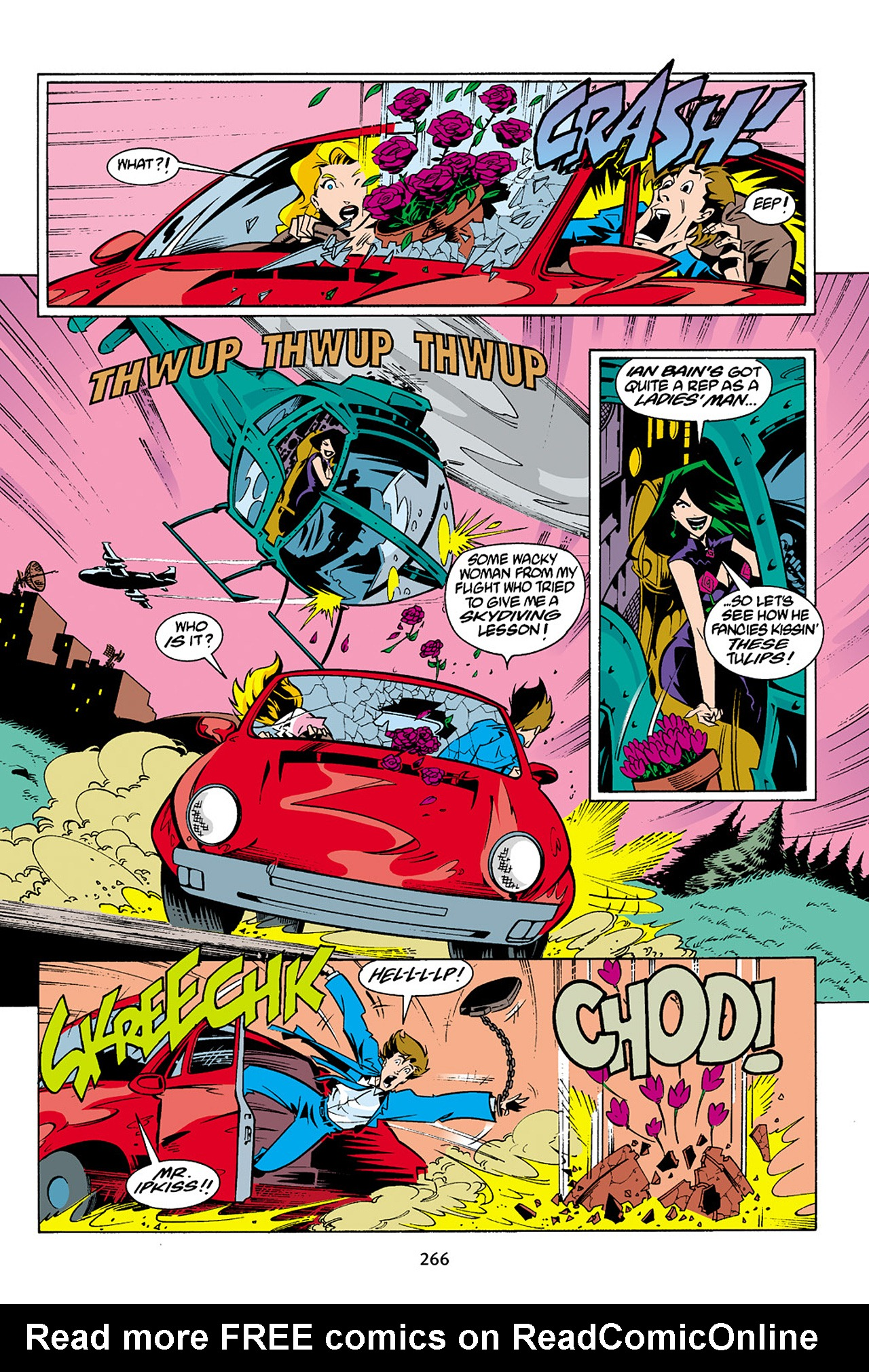 Read online Adventures Of The Mask Omnibus comic -  Issue #Adventures Of The Mask Omnibus Full - 265