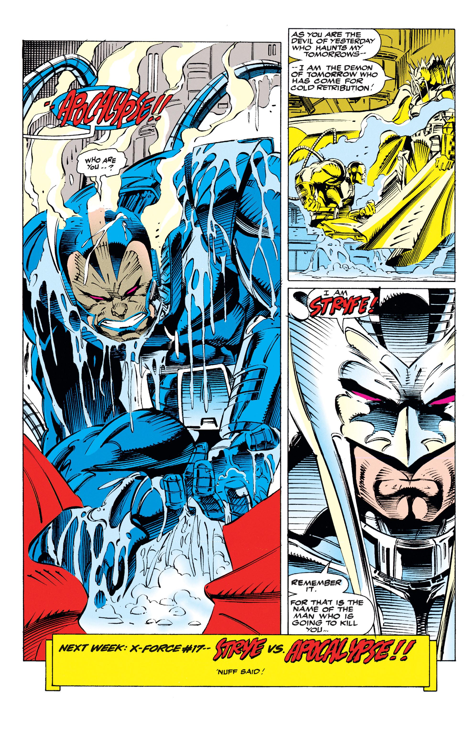 X-Men (1991) 15 Page 23