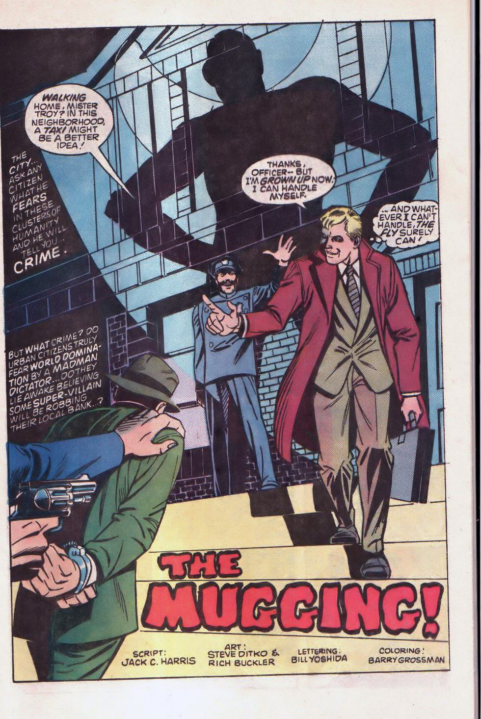 Read online The Fly (1983) comic -  Issue #2 - 13