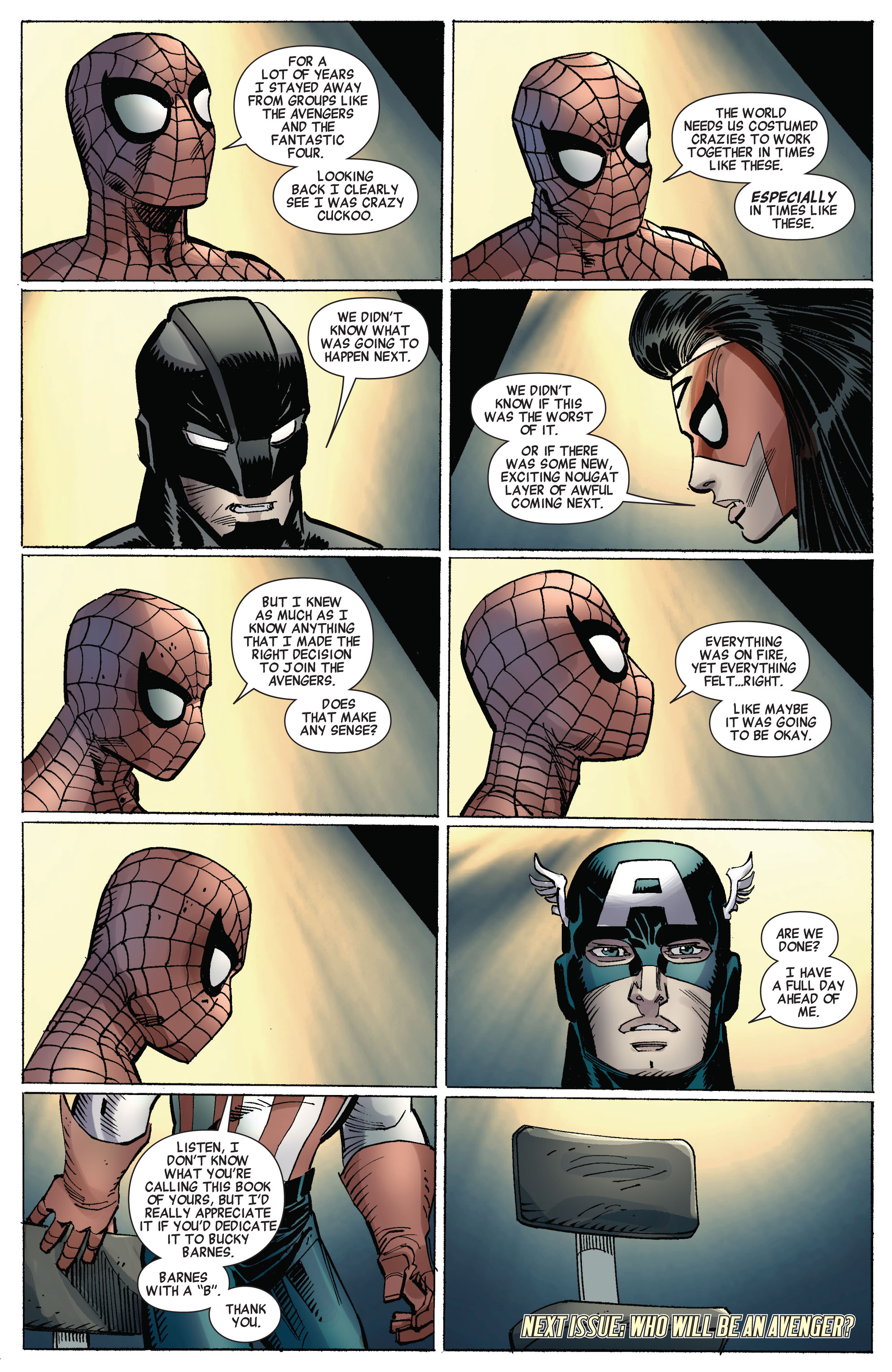 Read online Avengers (2010) comic -  Issue #17 - 20