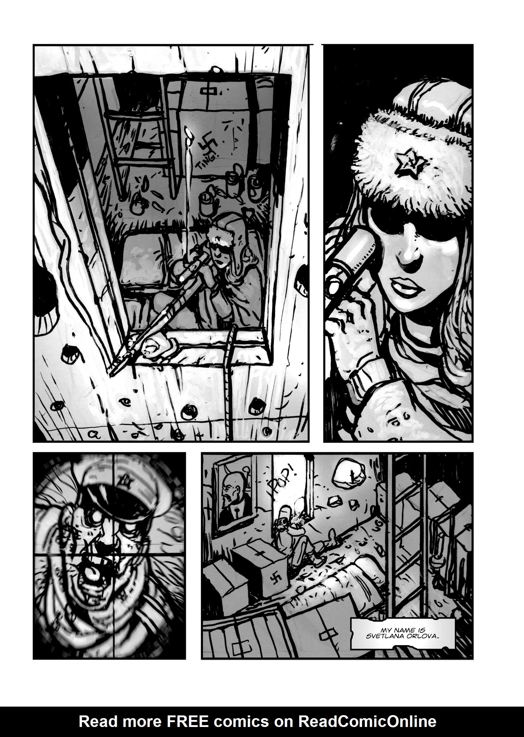 Read online FUBAR comic -  Issue #1 - 75