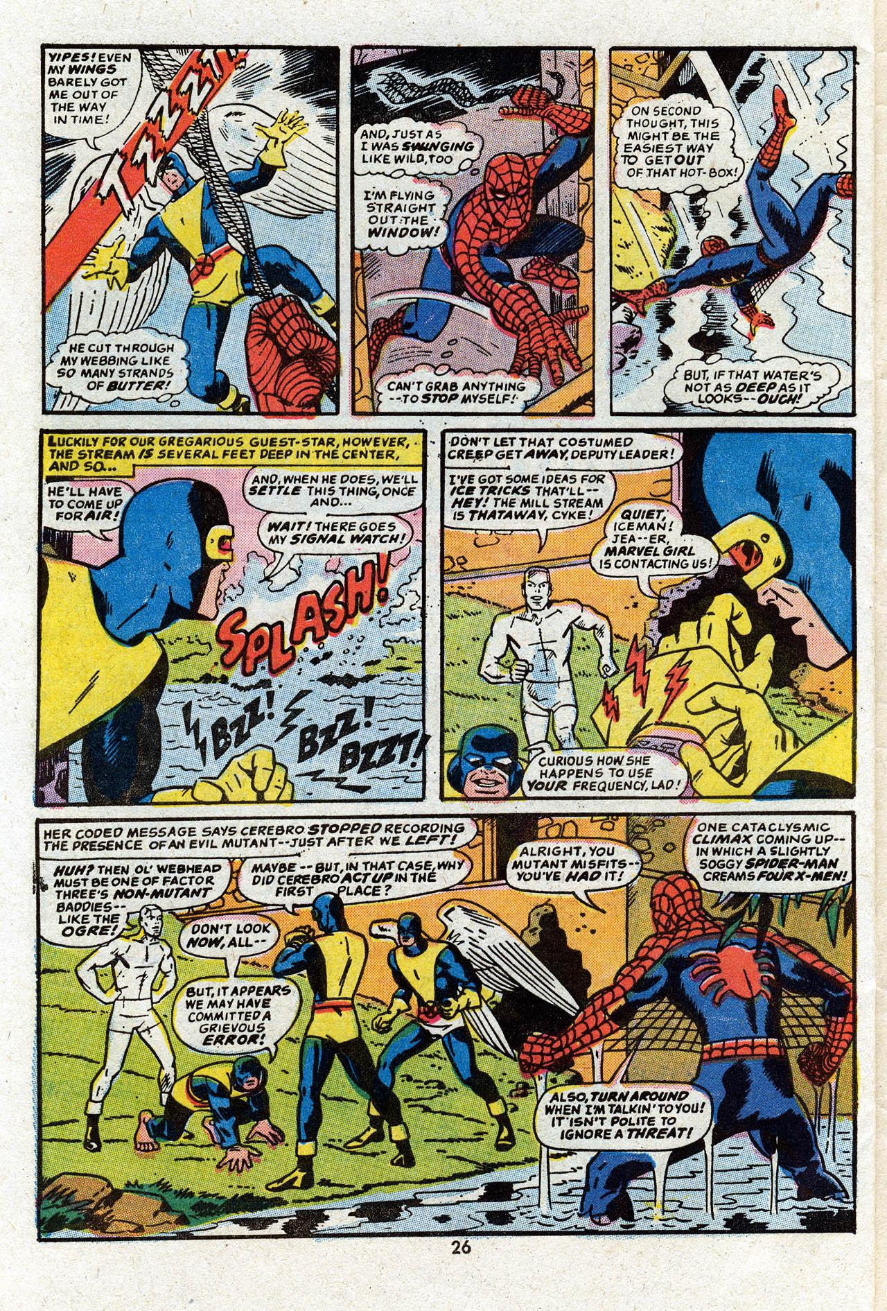 Read online Uncanny X-Men (1963) comic -  Issue #83 - 28