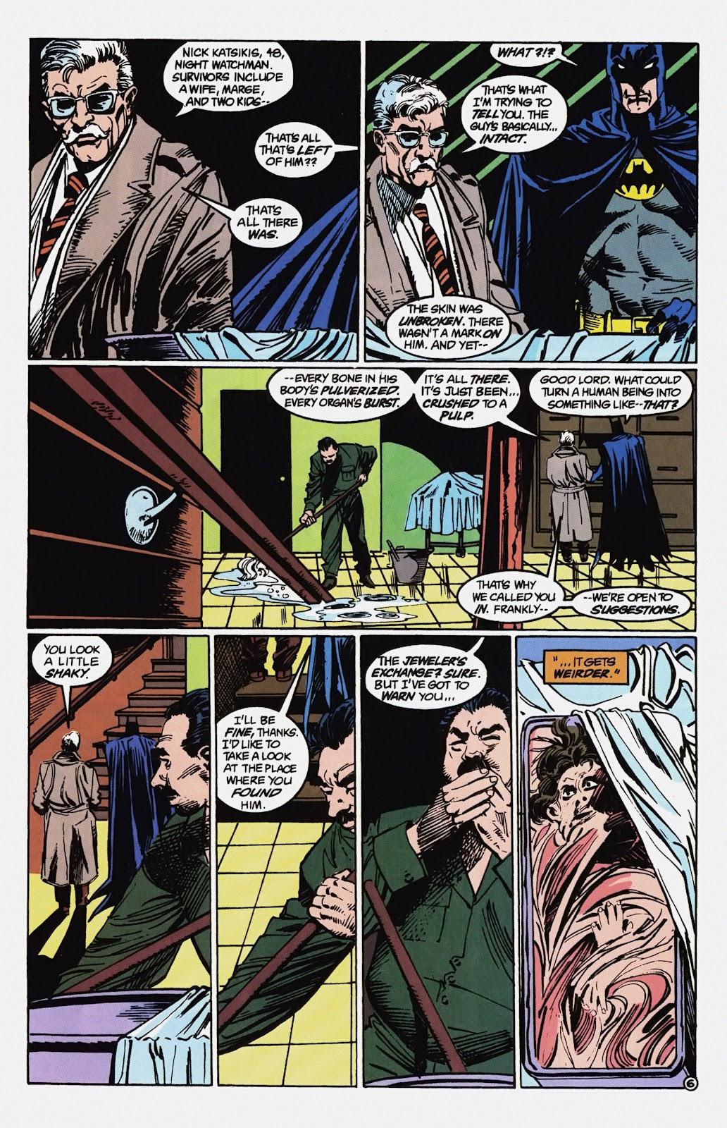 Read online Detective Comics (1937) comic -  Issue # _TPB Batman - Blind Justice (Part 1) - 11