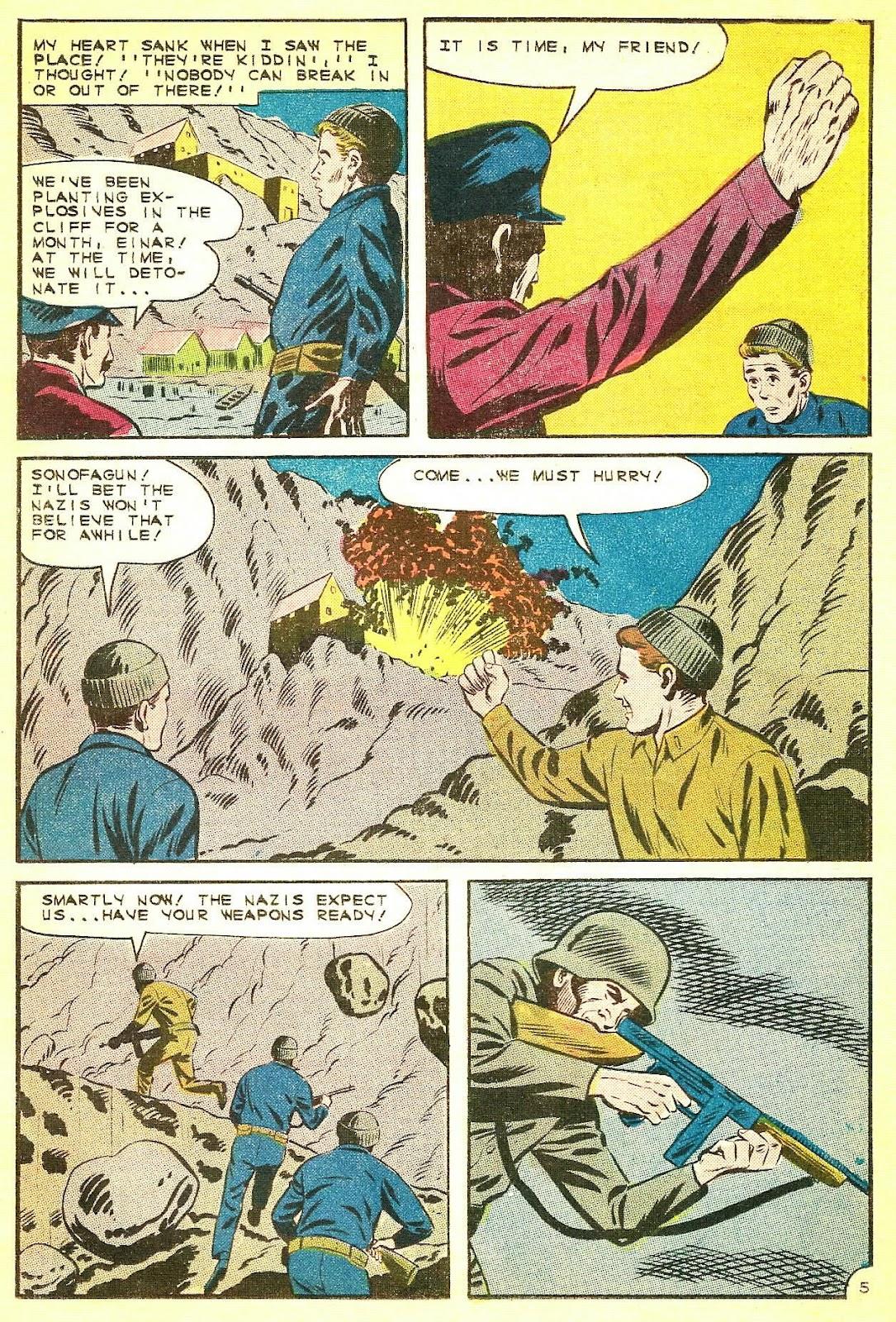 Read online Fightin' Navy comic -  Issue #124 - 19