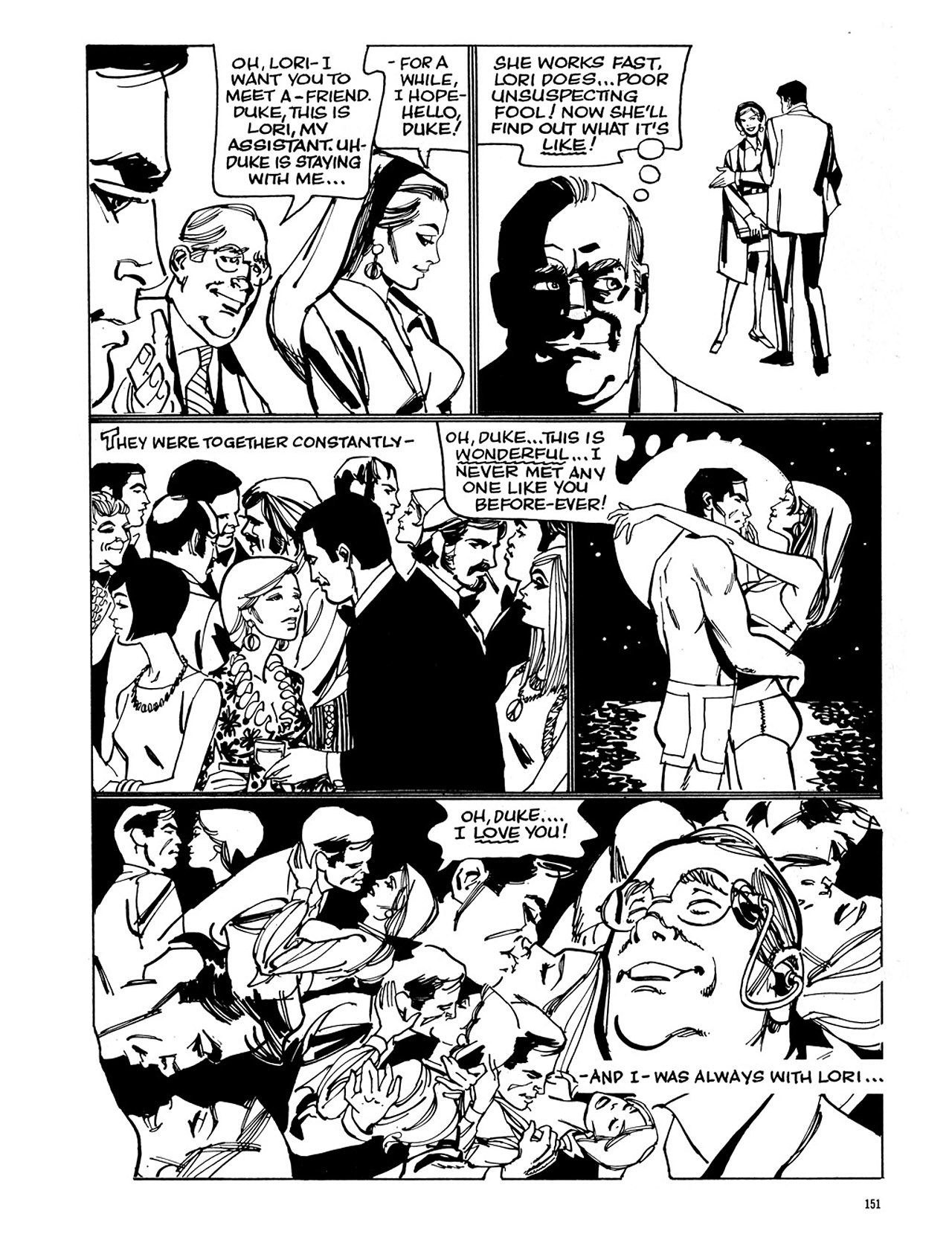 Read online Eerie Archives comic -  Issue # TPB 4 - 152