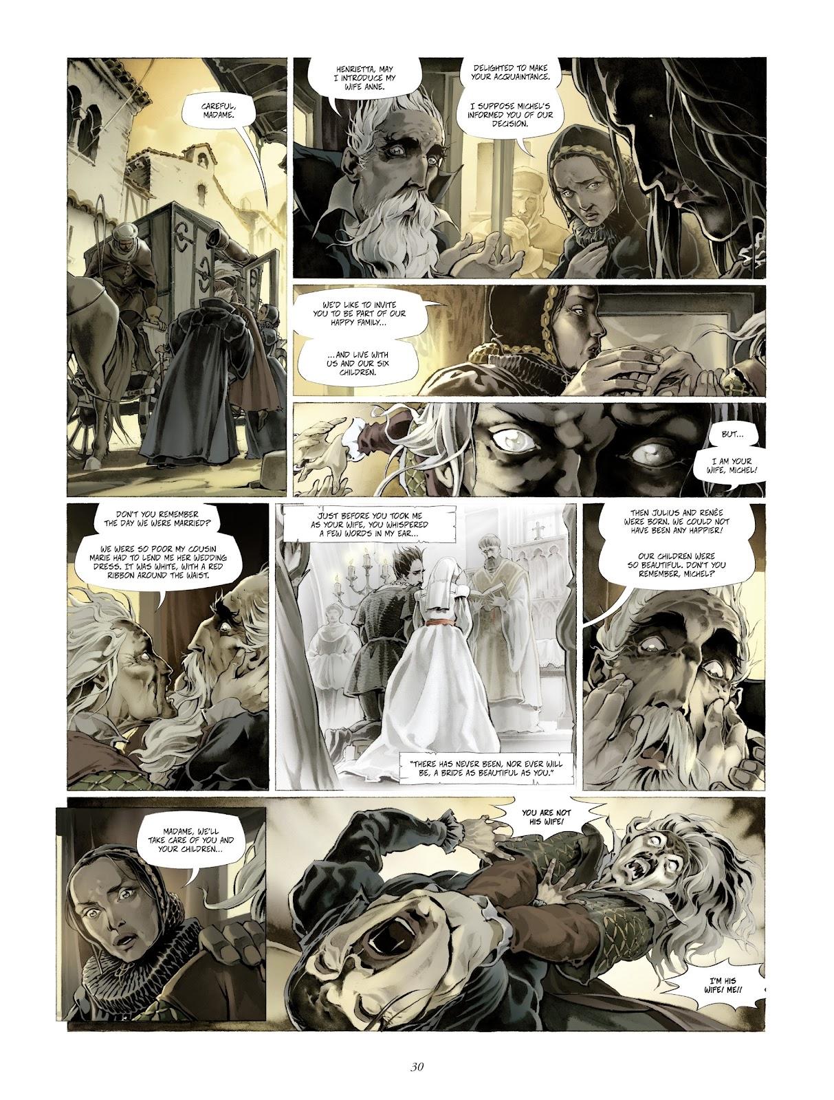 Read online Arthus Trivium comic -  Issue #4 - 32
