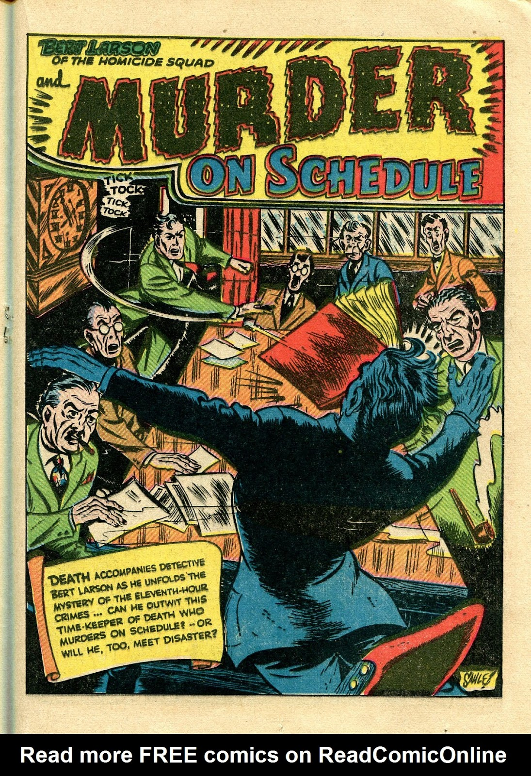 Green Hornet Comics issue 11 - Page 22