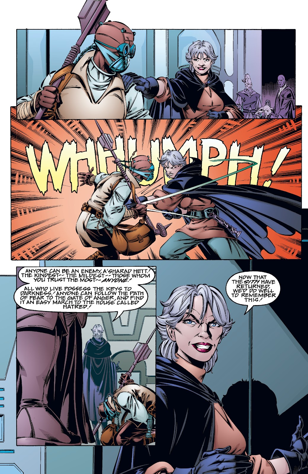 Read online Star Wars Legends Epic Collection: The Menace Revealed comic -  Issue # TPB (Part 3) - 56