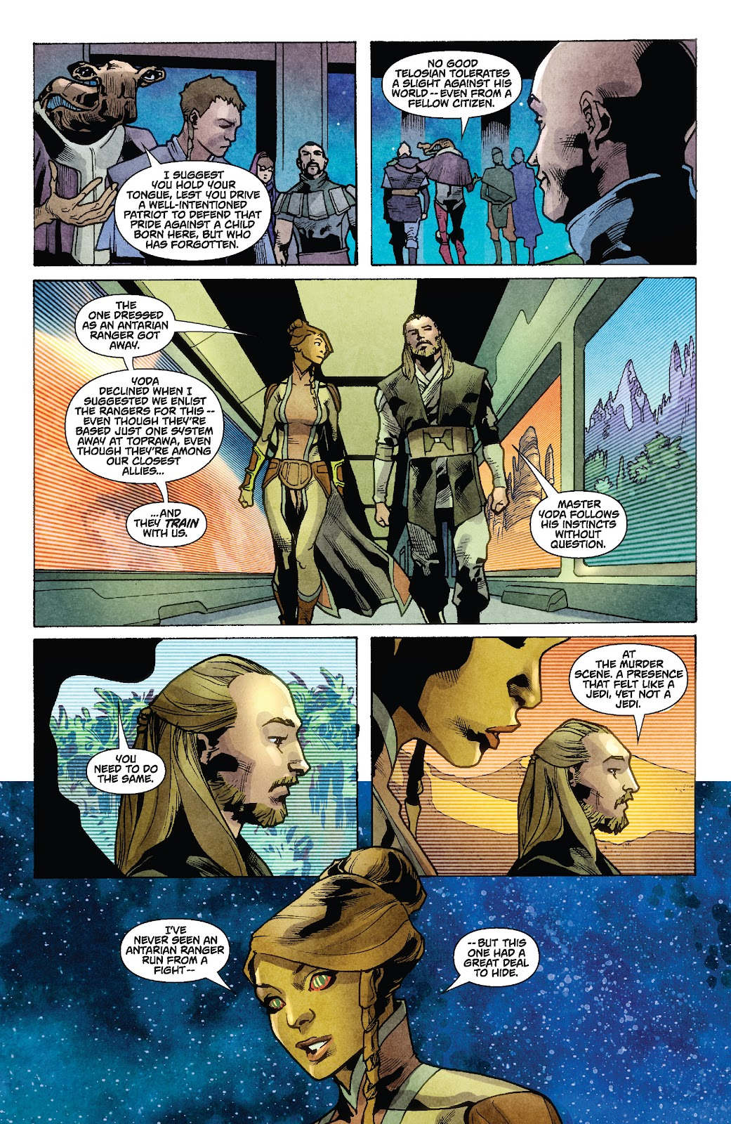 Read online Star Wars Legends: Rise of the Sith - Epic Collection comic -  Issue # TPB 1 (Part 2) - 29
