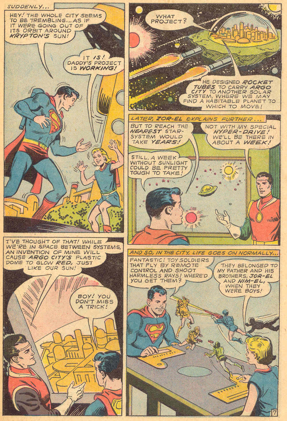 Read online Action Comics (1938) comic -  Issue #358 - 27