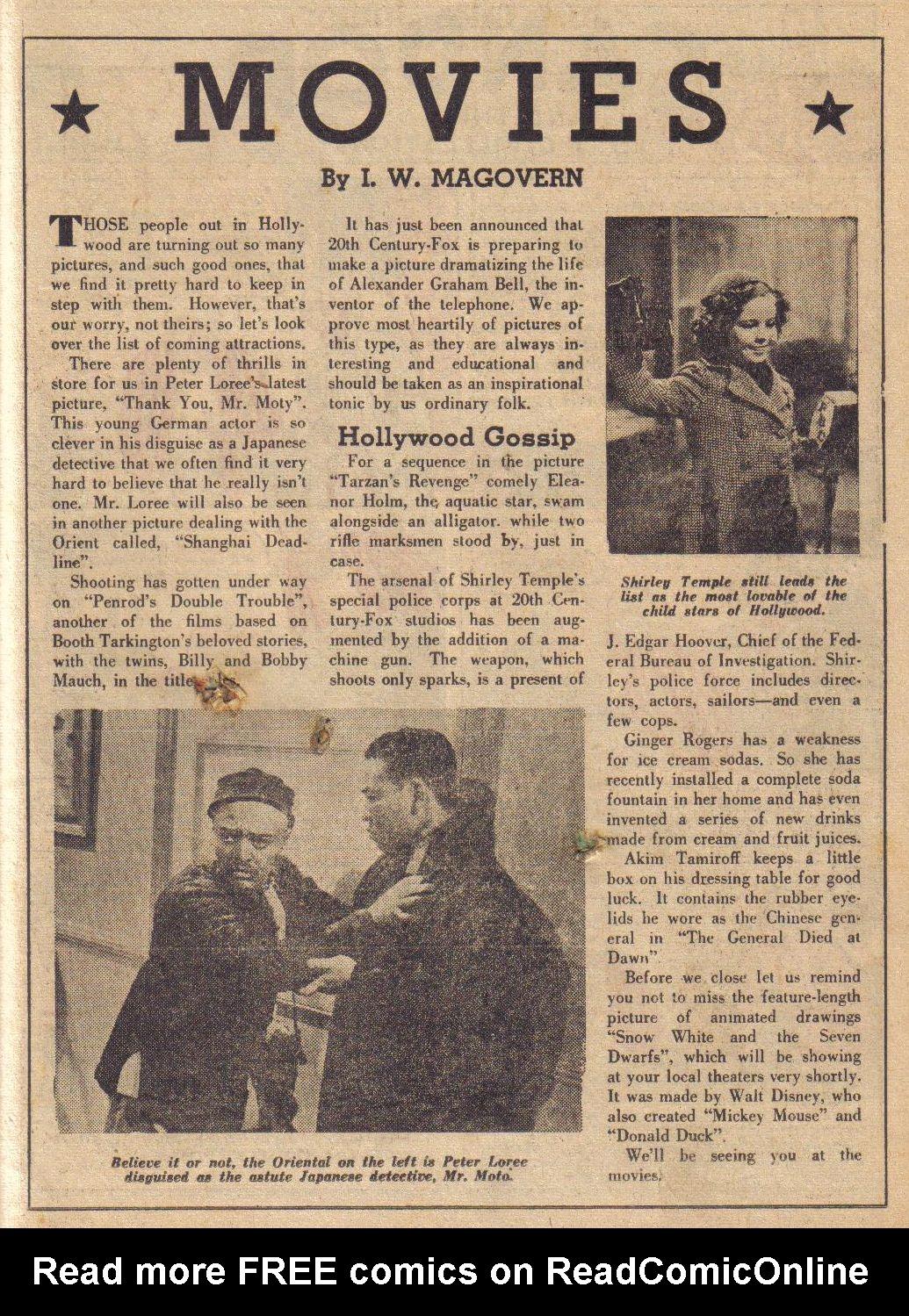 Read online Adventure Comics (1938) comic -  Issue #24 - 51
