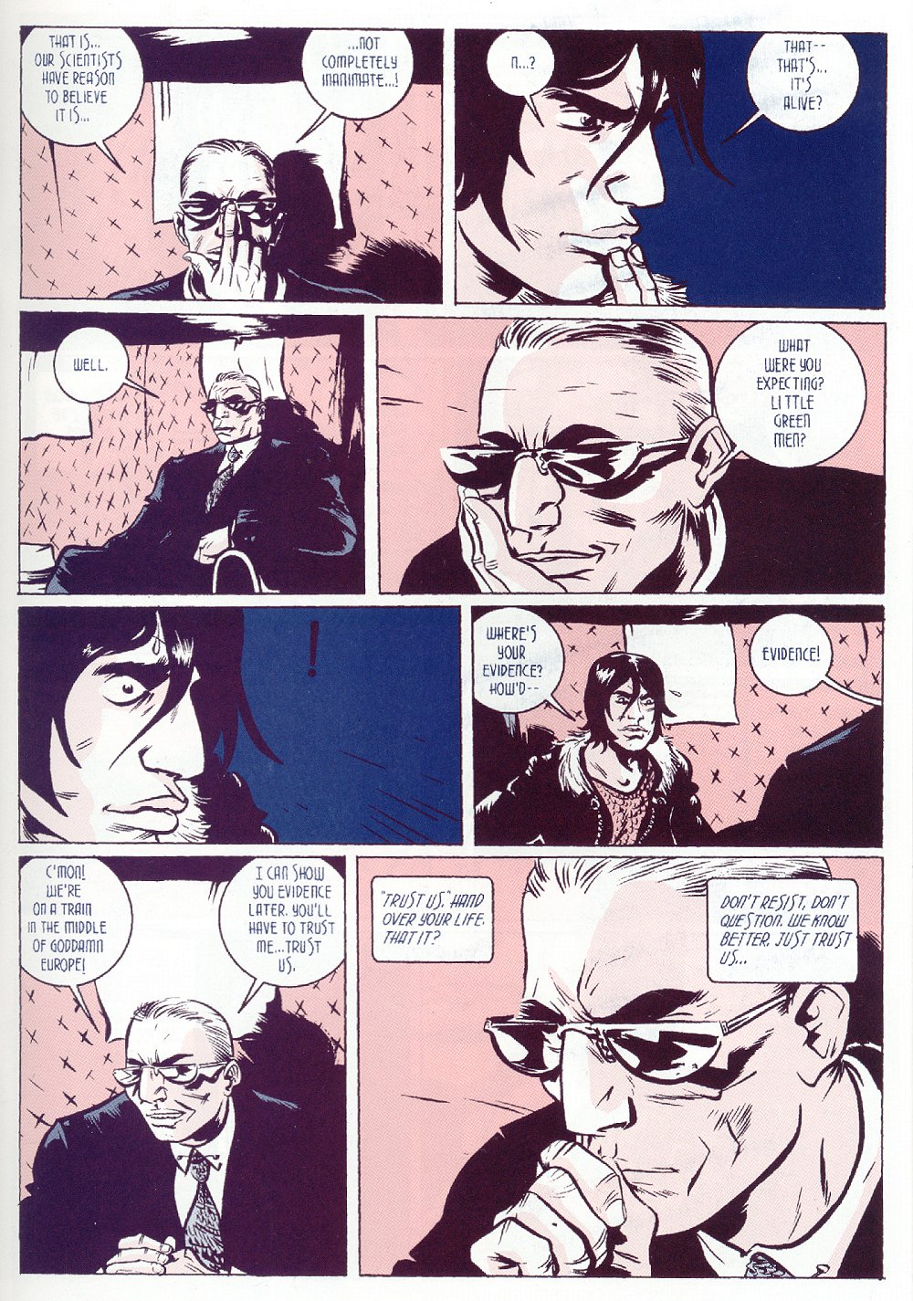 Heavy Liquid issue 5 - Page 23