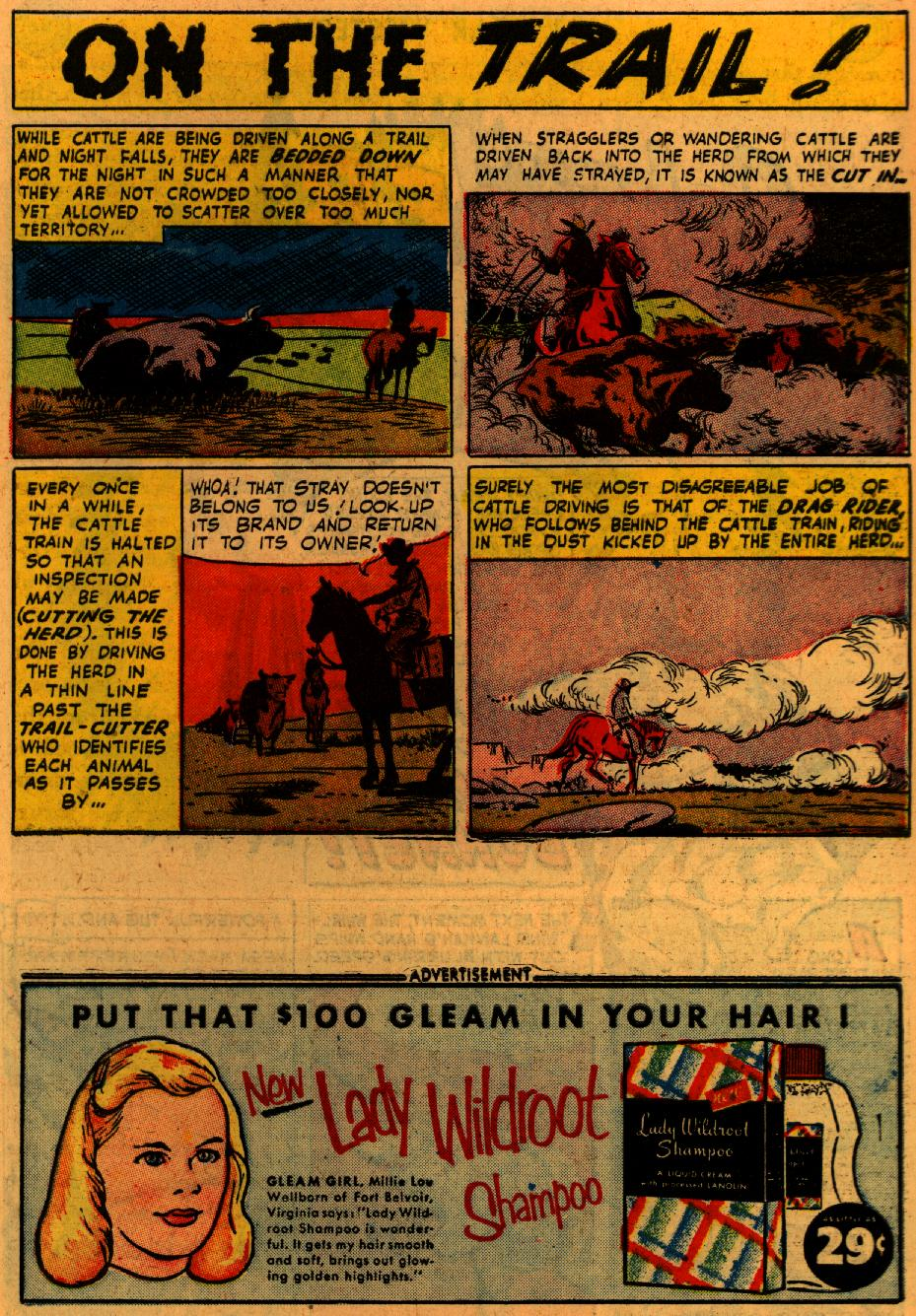 Read online All-Star Western (1951) comic -  Issue #73 - 27