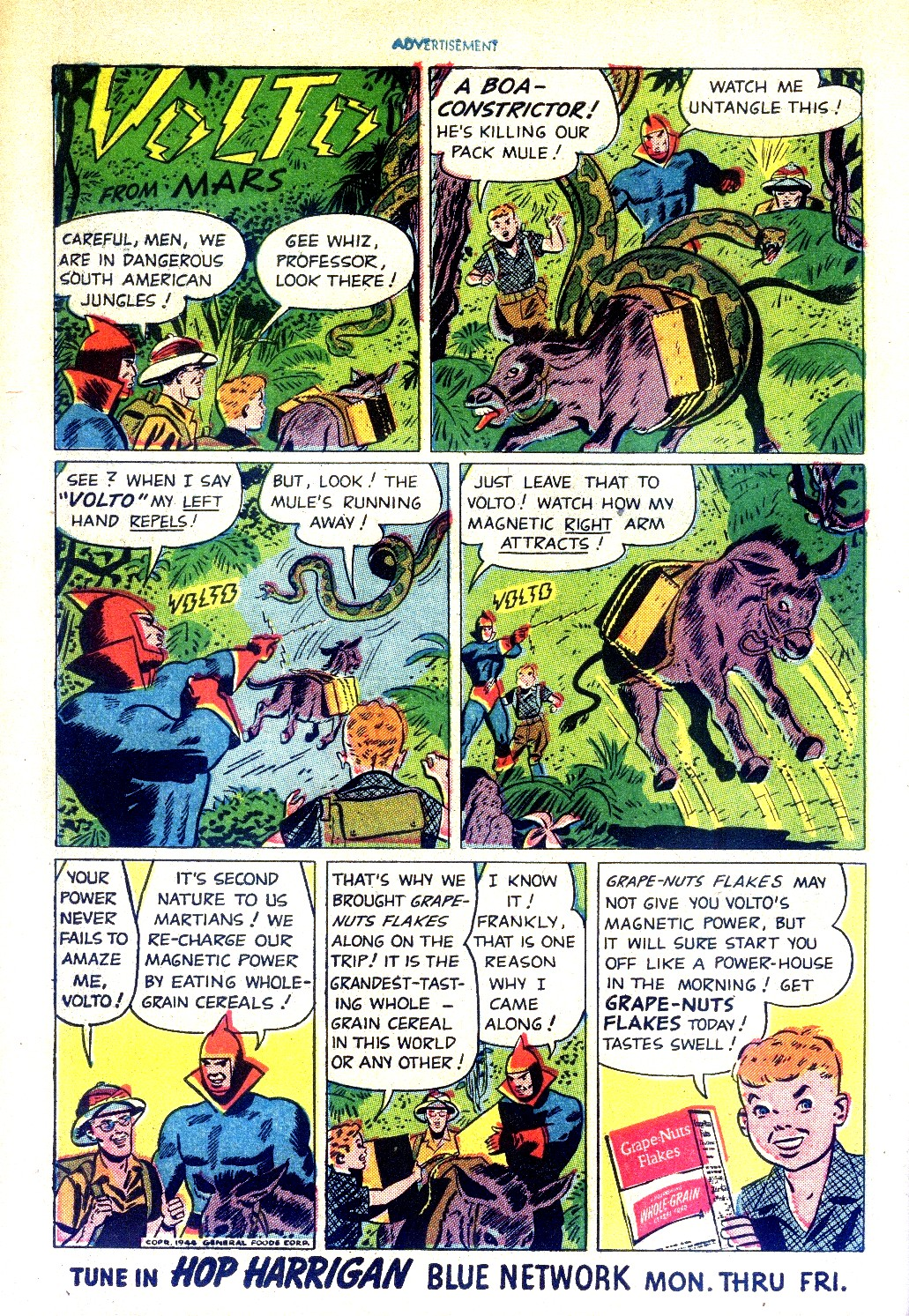 Read online Adventure Comics (1938) comic -  Issue #97 - 42
